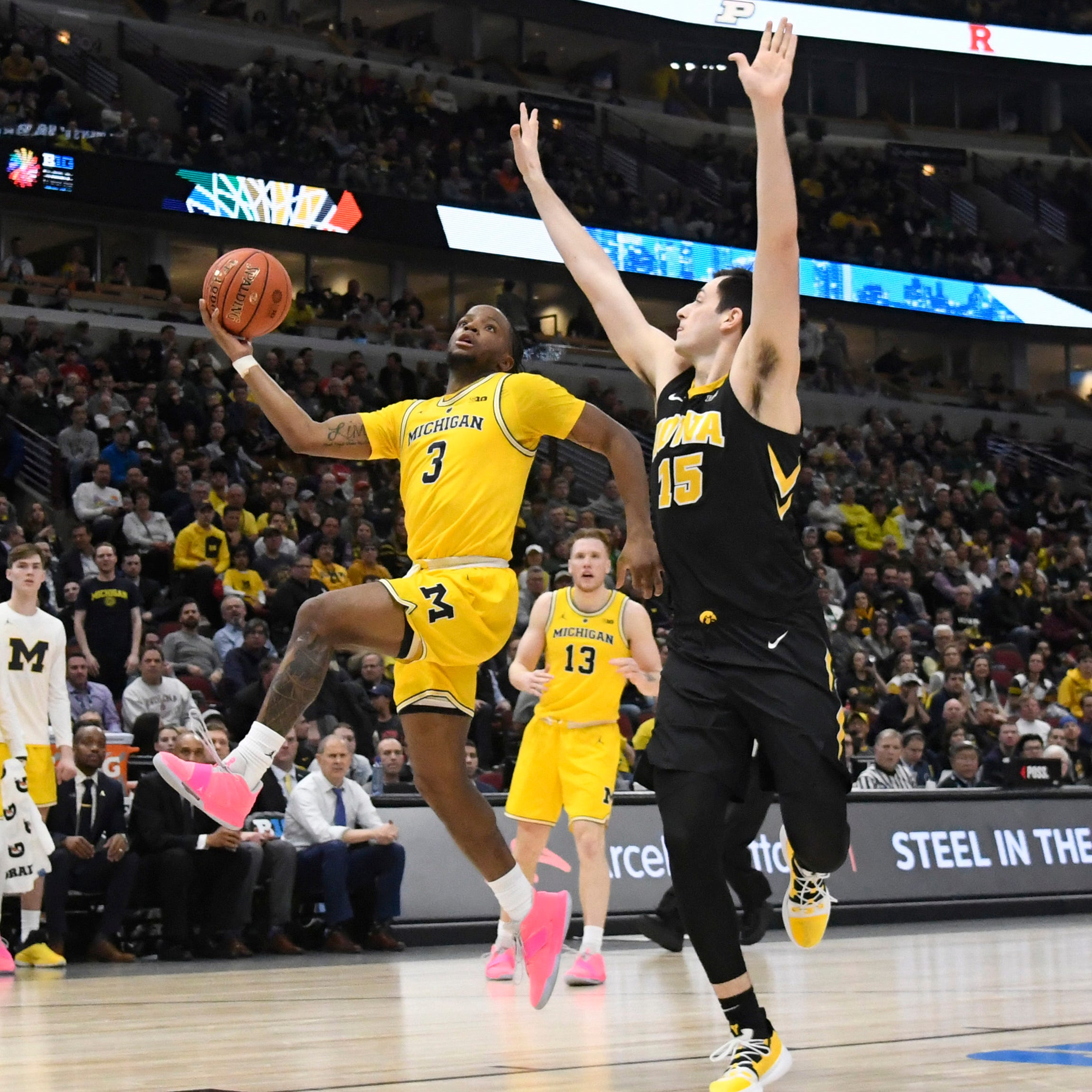 Leistikow: Hawkeyes turn attention to making an NCAA run after blowout loss to Michigan