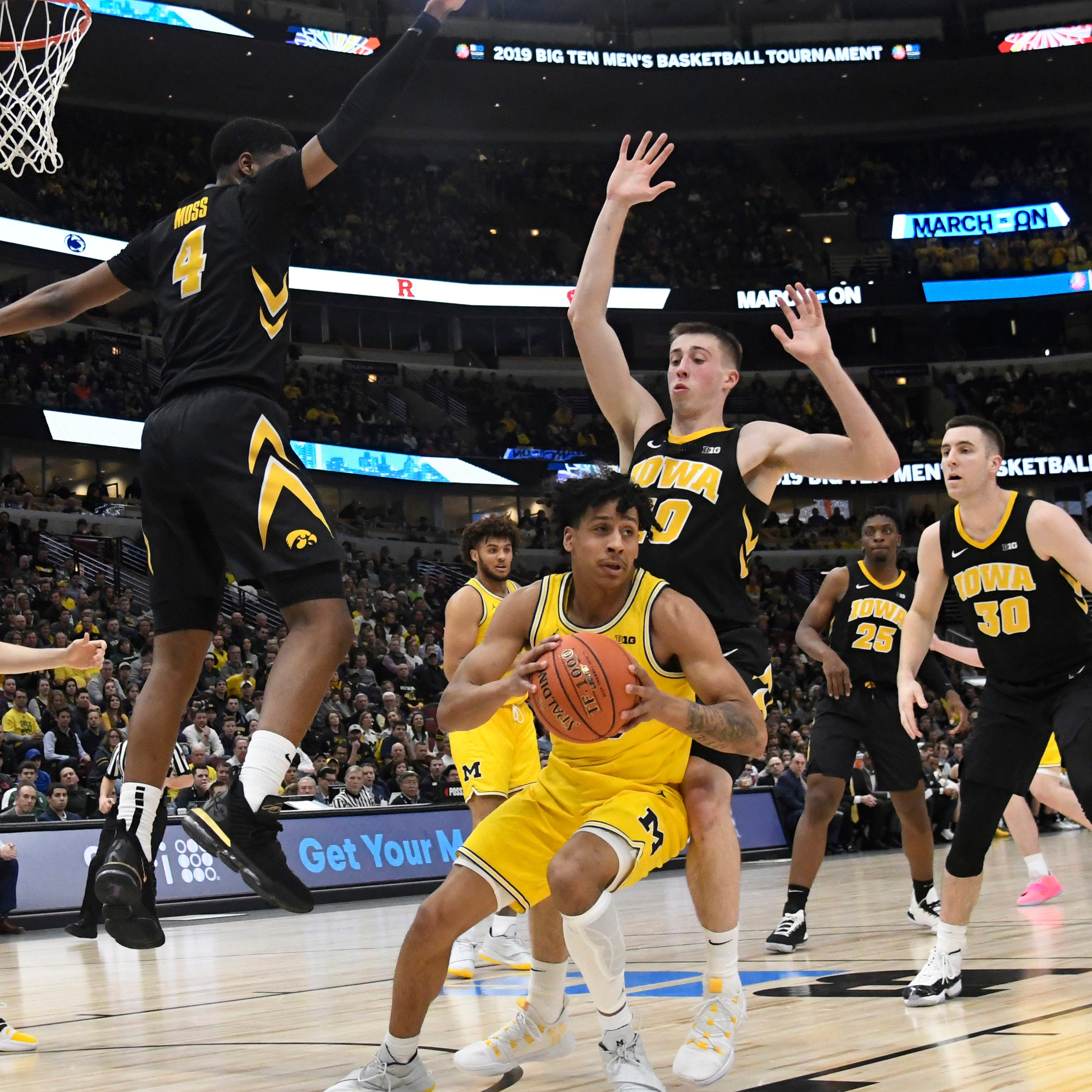 Leistikow: Jordan Bohannon, Hawkeyes learn important lesson entering NCAA tourney