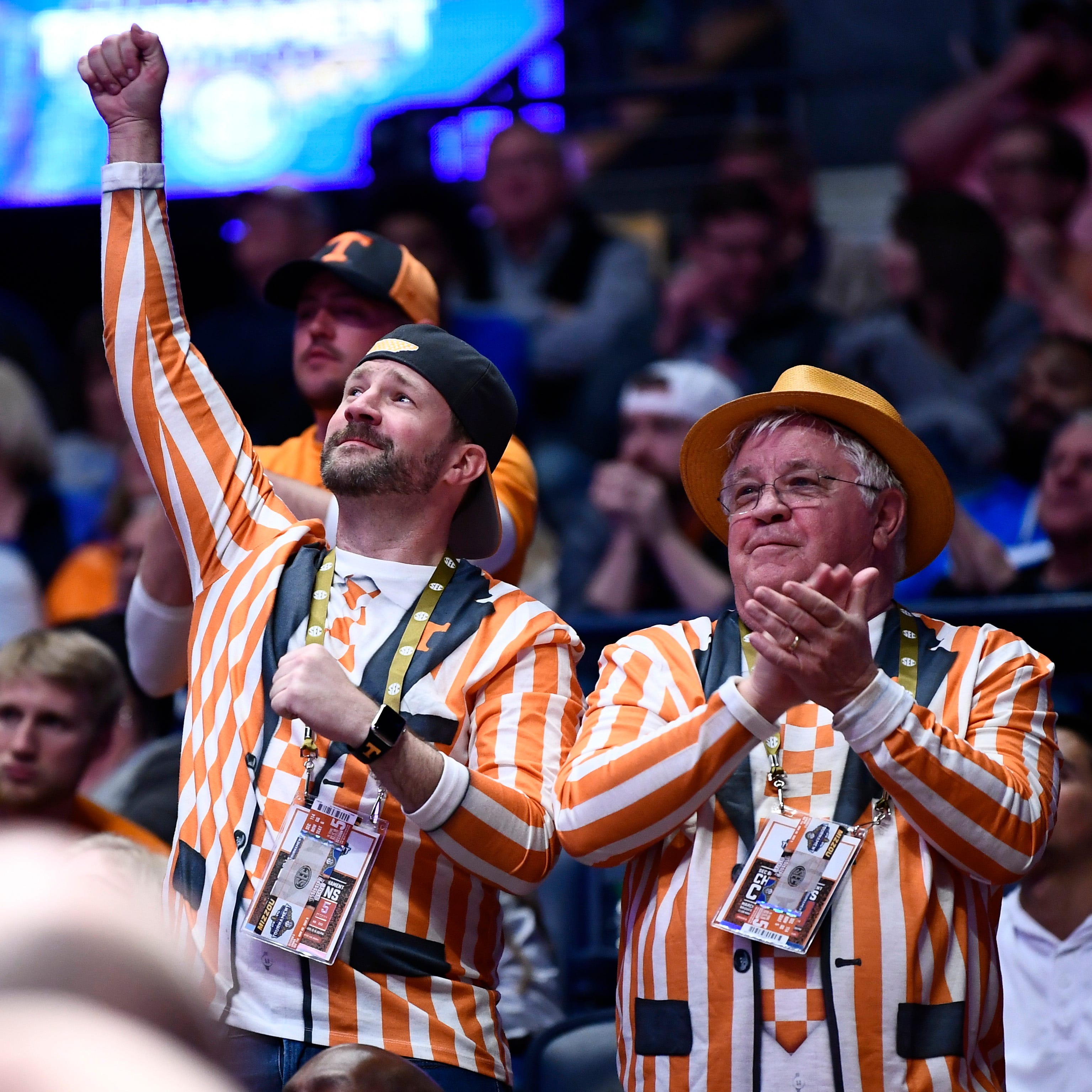 SEC Tournament tickets to Tennessee vs Auburn championship game from $161 to $3,944