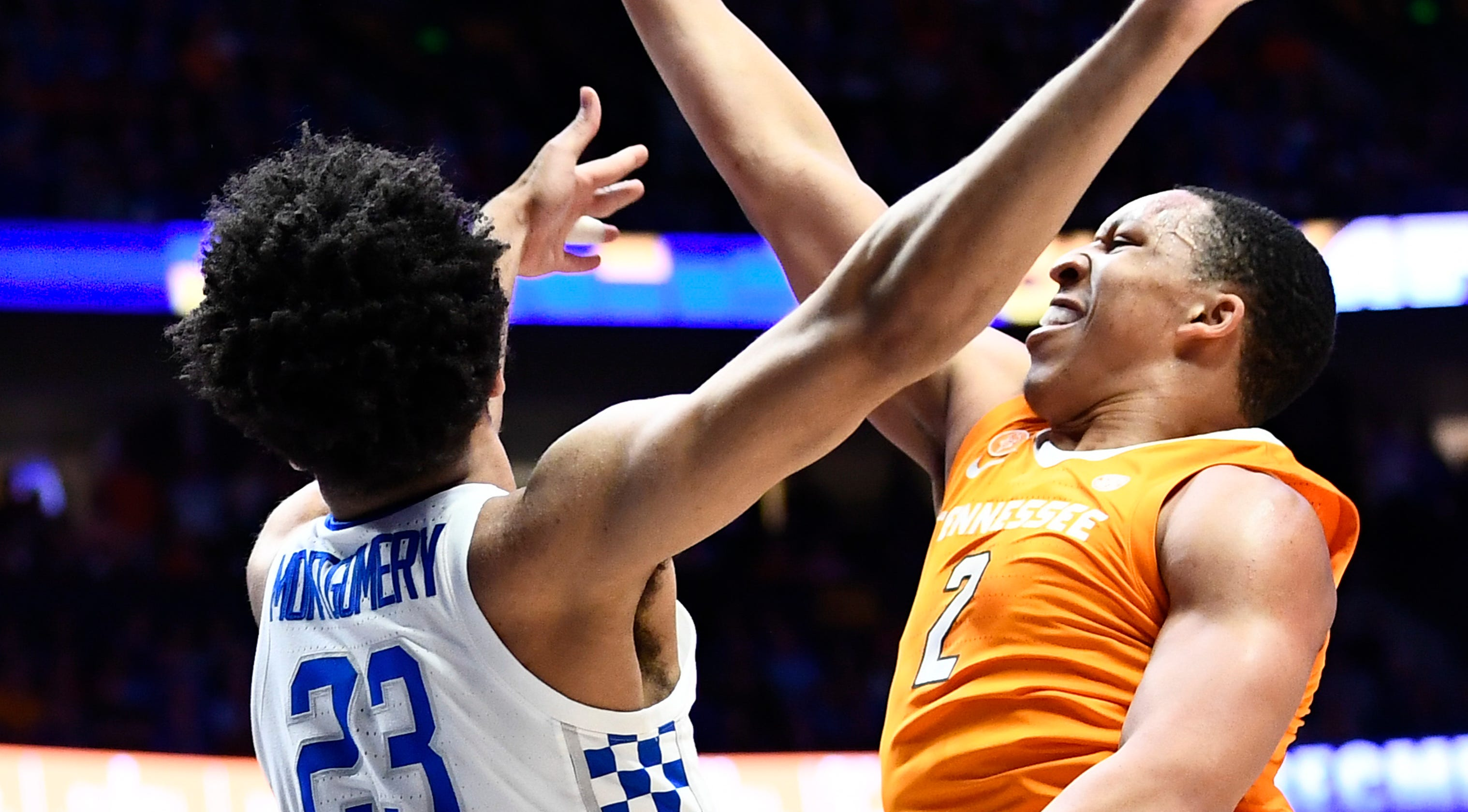 b2a523cd400e March Madness  Tennessee basketball tops Kentucky in SEC classic