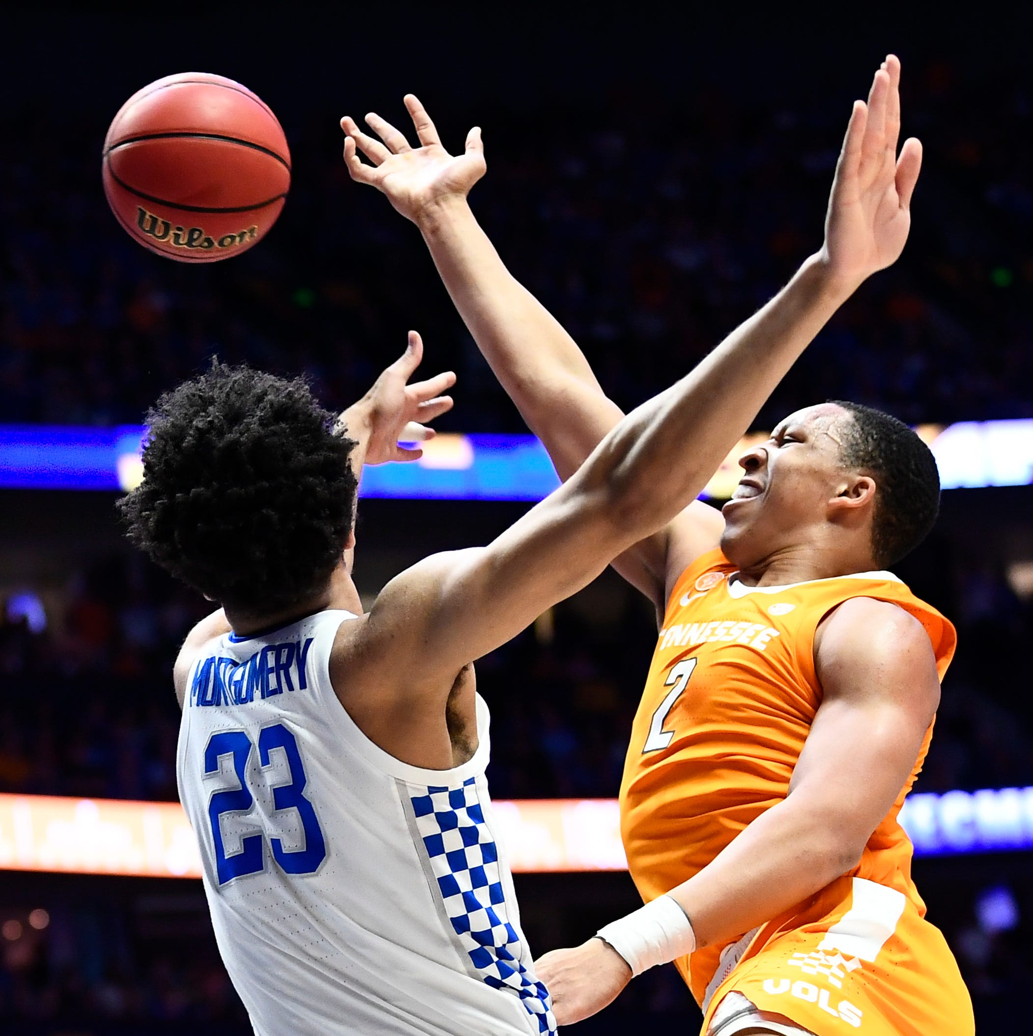 Tennessee basketball storms back to beat Kentucky in SEC Tournament semifinal classic