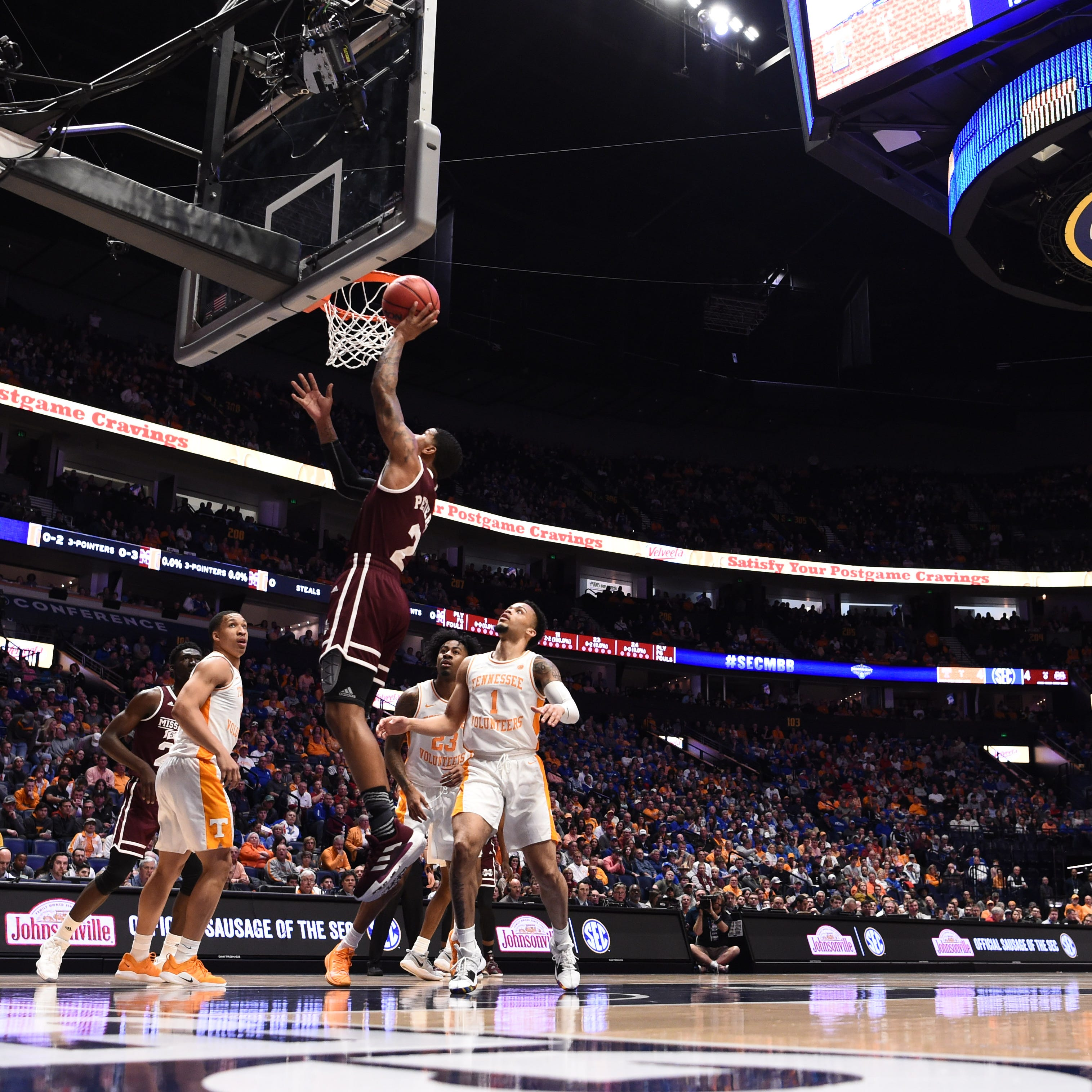 NCAA Tournament: How to watch, stream, listen to Mississippi State vs. Liberty