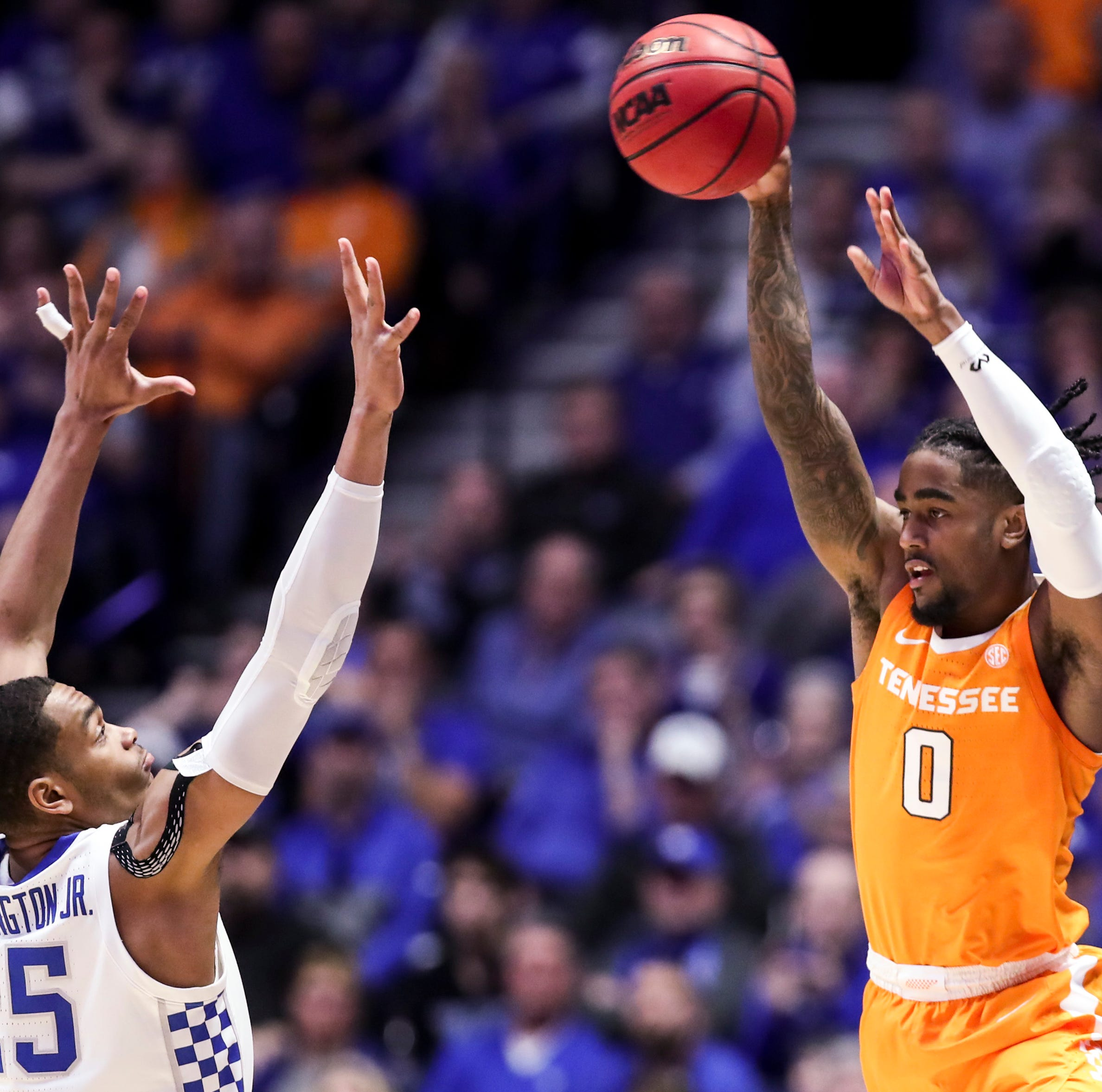 A stats expert says Tennessee may win NCAA Tournament and has numbers to back it up