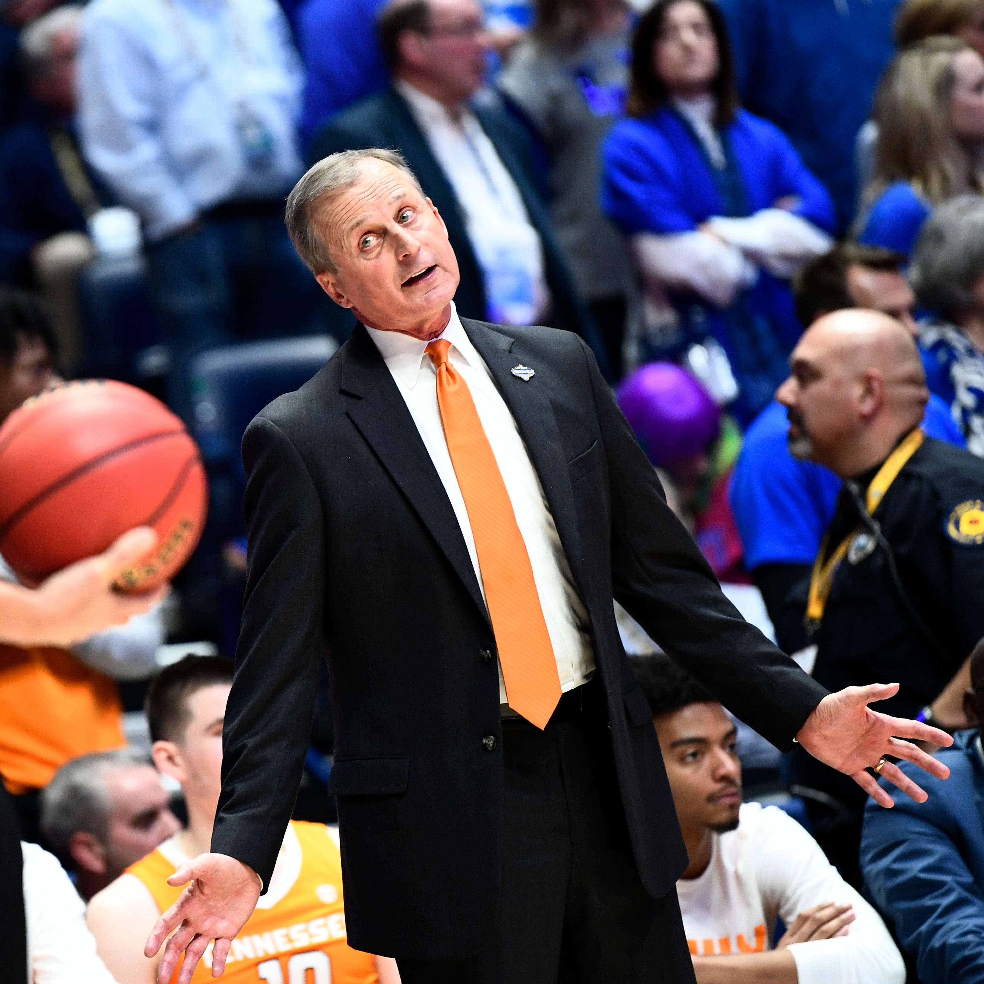What Rick Barnes learned about the NCAA Tournament as a young coach