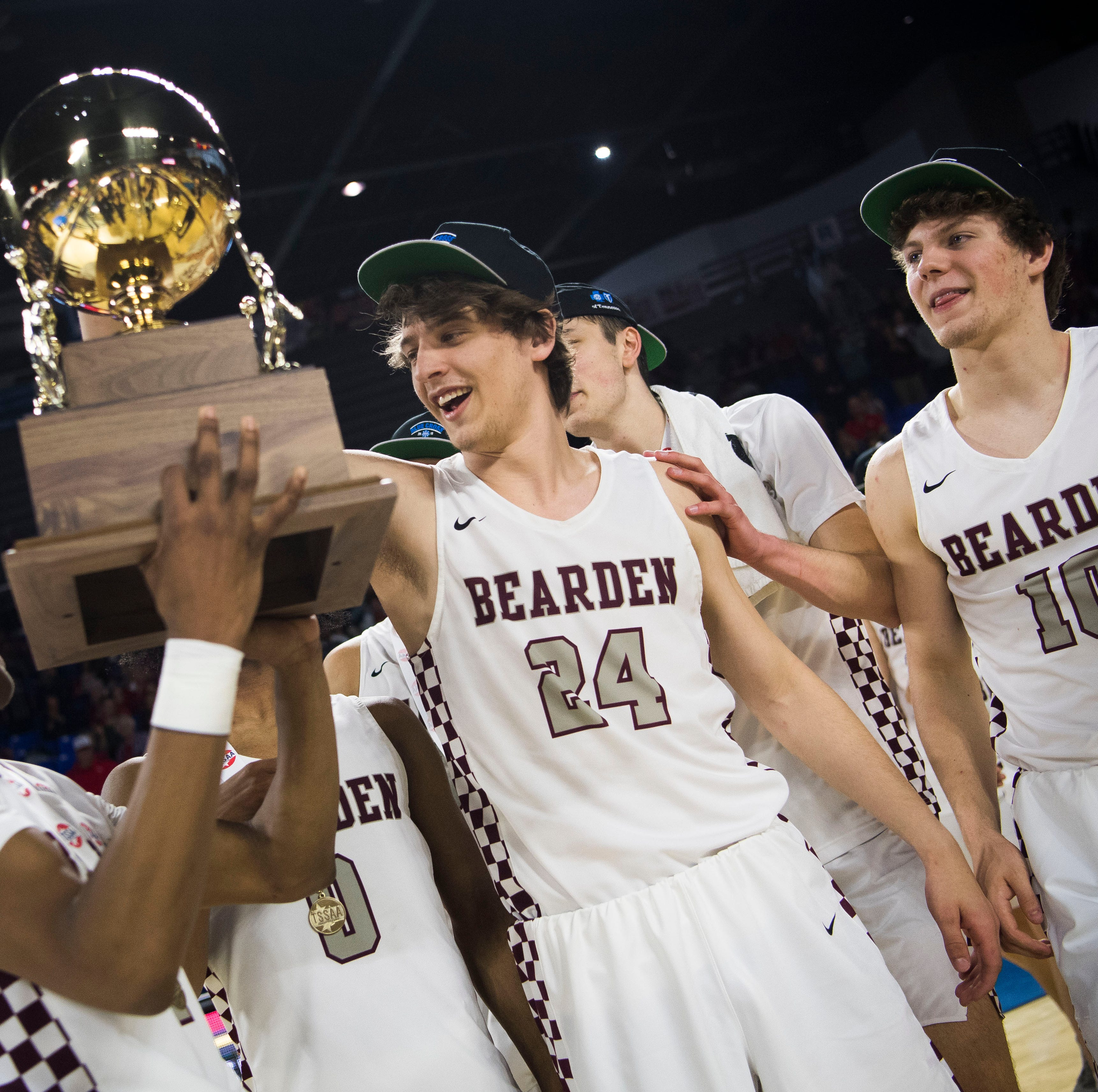 Bearden beats three-time defending champ Memphis East for first state title
