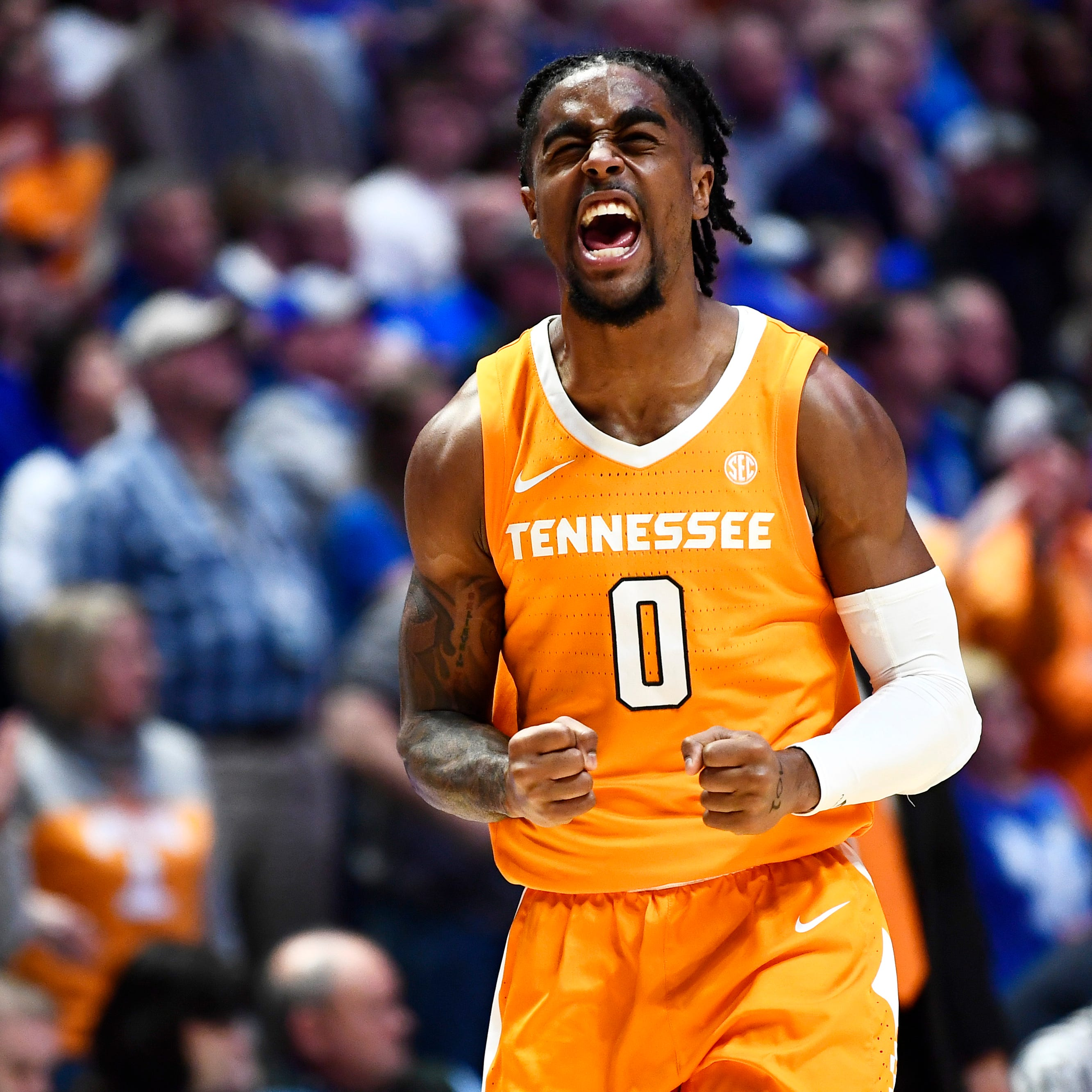 Tennessee basketball tops Kentucky, will play for SEC Tournament title against Auburn