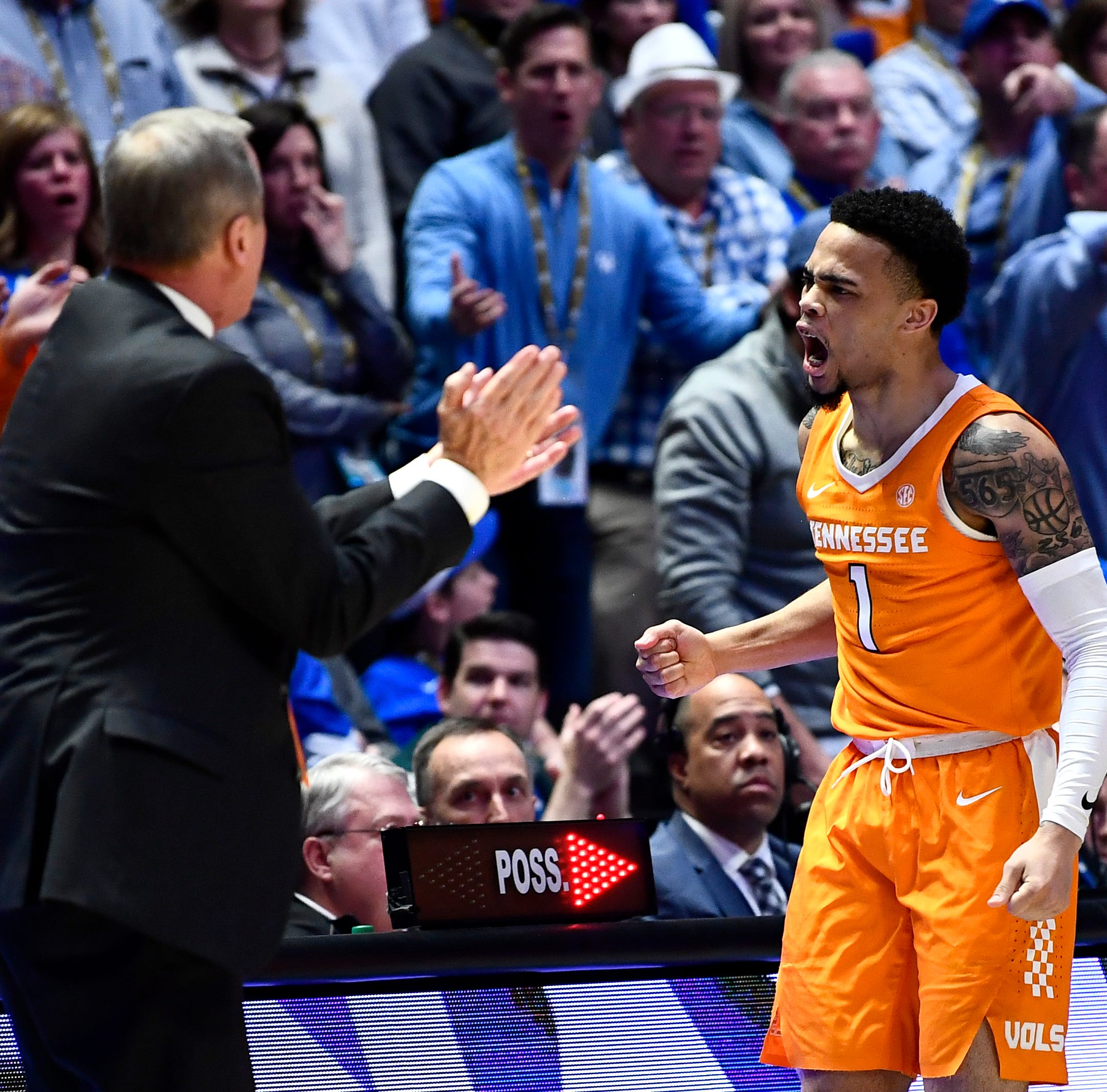 Tennessee basketball looks like a champion with SEC semifinal comeback win vs Kentucky