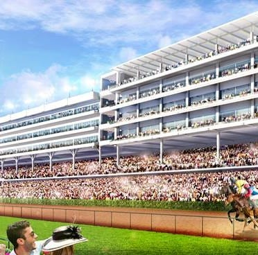 Churchill Downs finishes suite and gate changes for 2019 Kentucky Derby