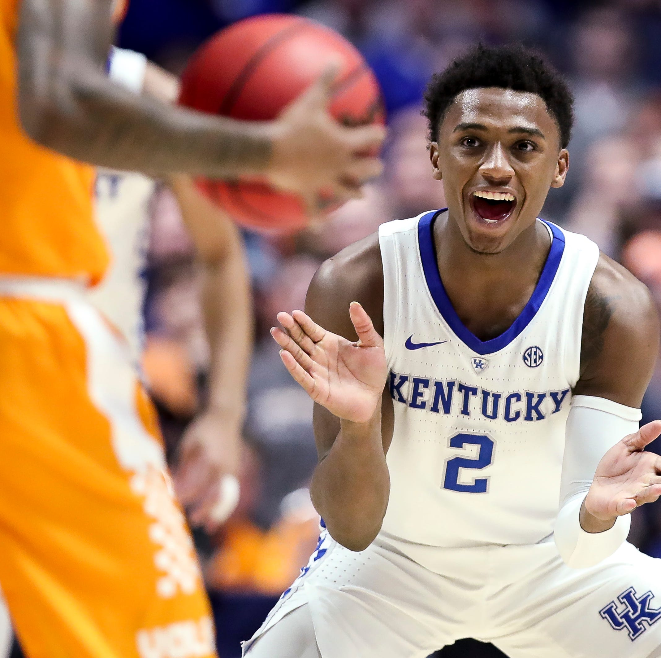 Morning Coffee: Like Kentucky's chances at the Final Four? Oddsmakers do