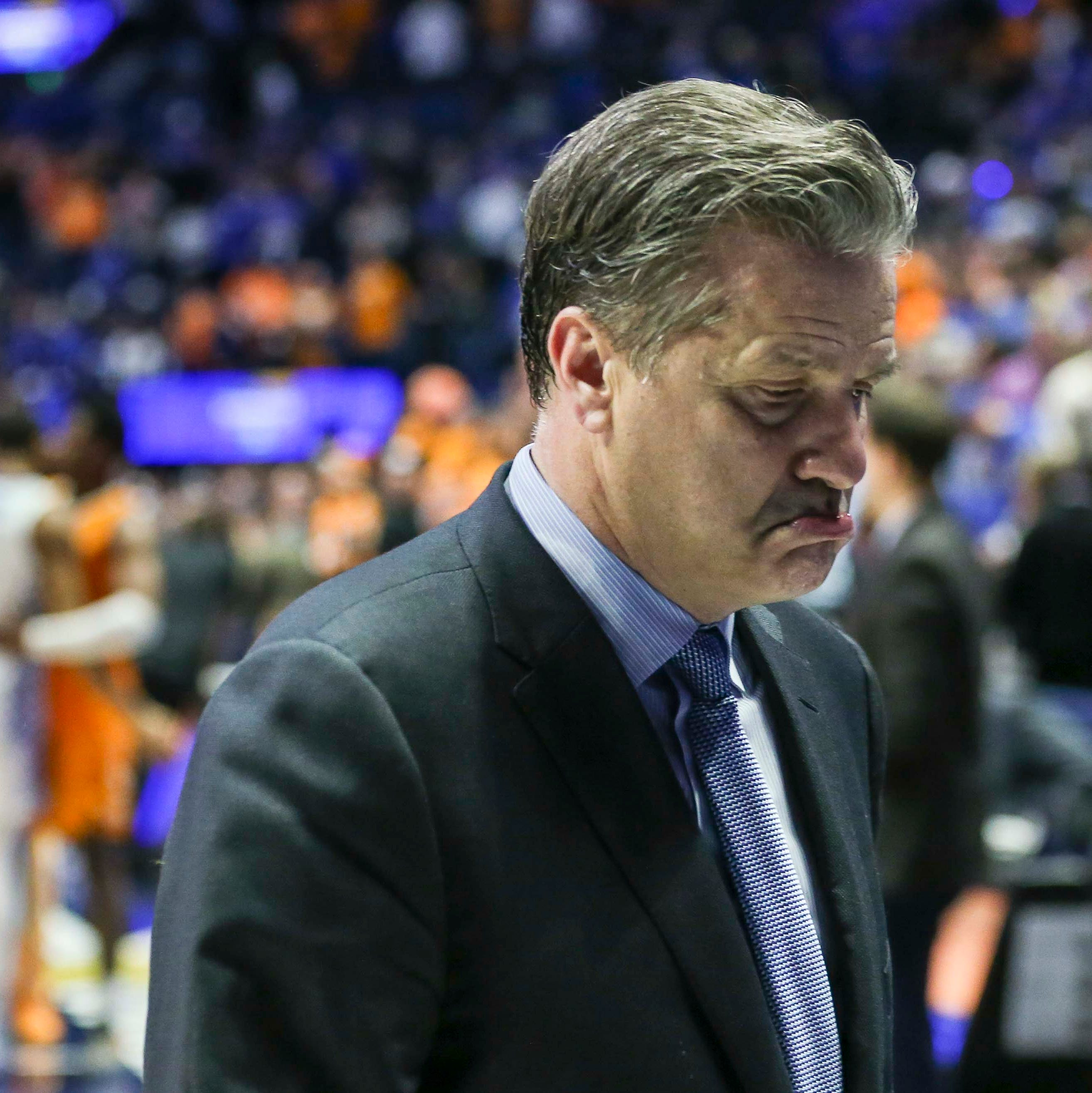 Loss to Tennessee leaves NCAA Tournament uncertainty for Kentucky