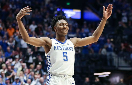 If Immanuel Quickley returns he could play a big role for UK next season.