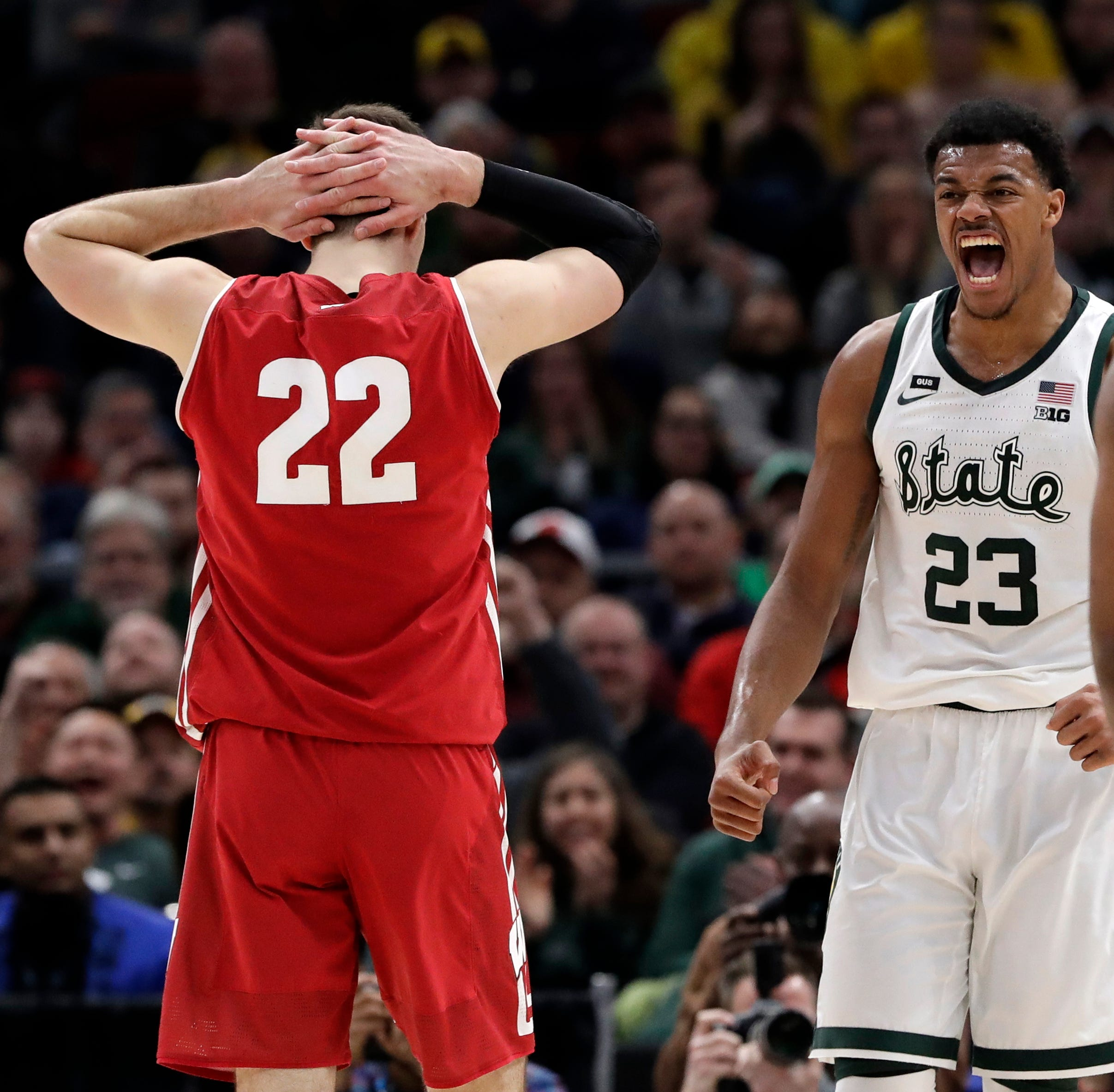 Couch: 3 quick takes on Michigan State basketball's Big Ten Tournament win over Wisconsin