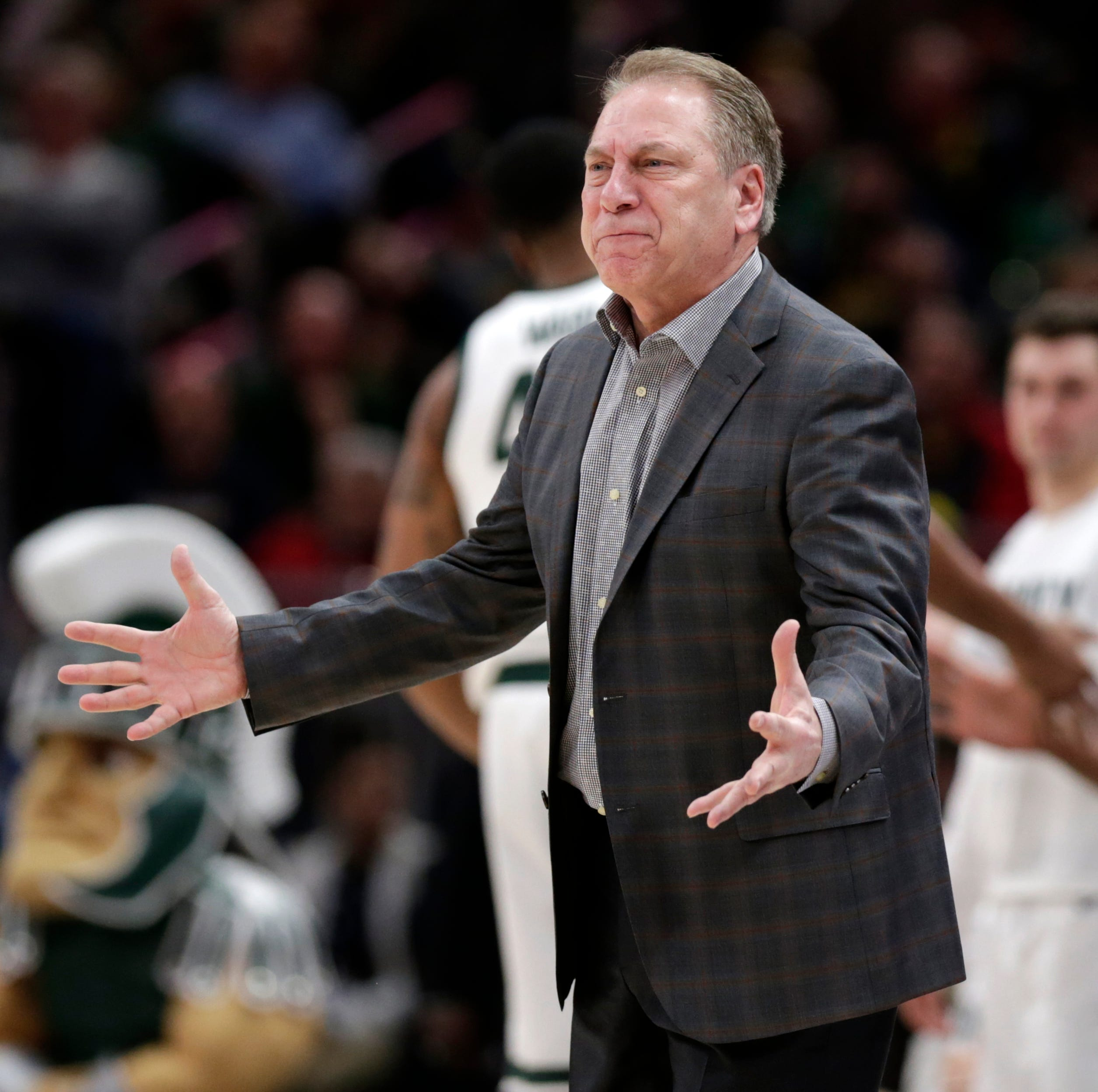 MSU basketball fans angry that NCAA Tournament bracket sets possible collision with Duke