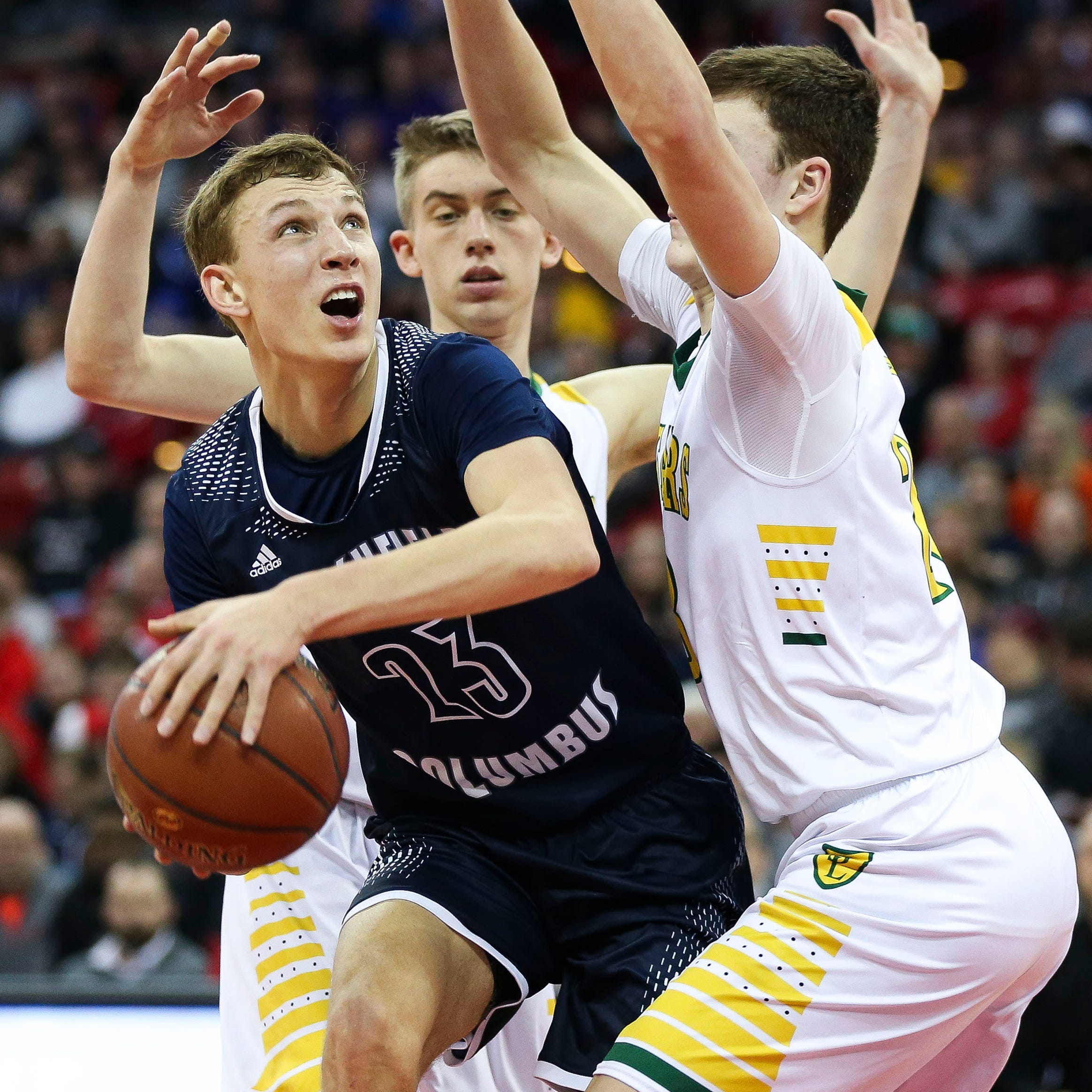 WIAA state basketball: Columbus Catholic falls short in Division 5 title game