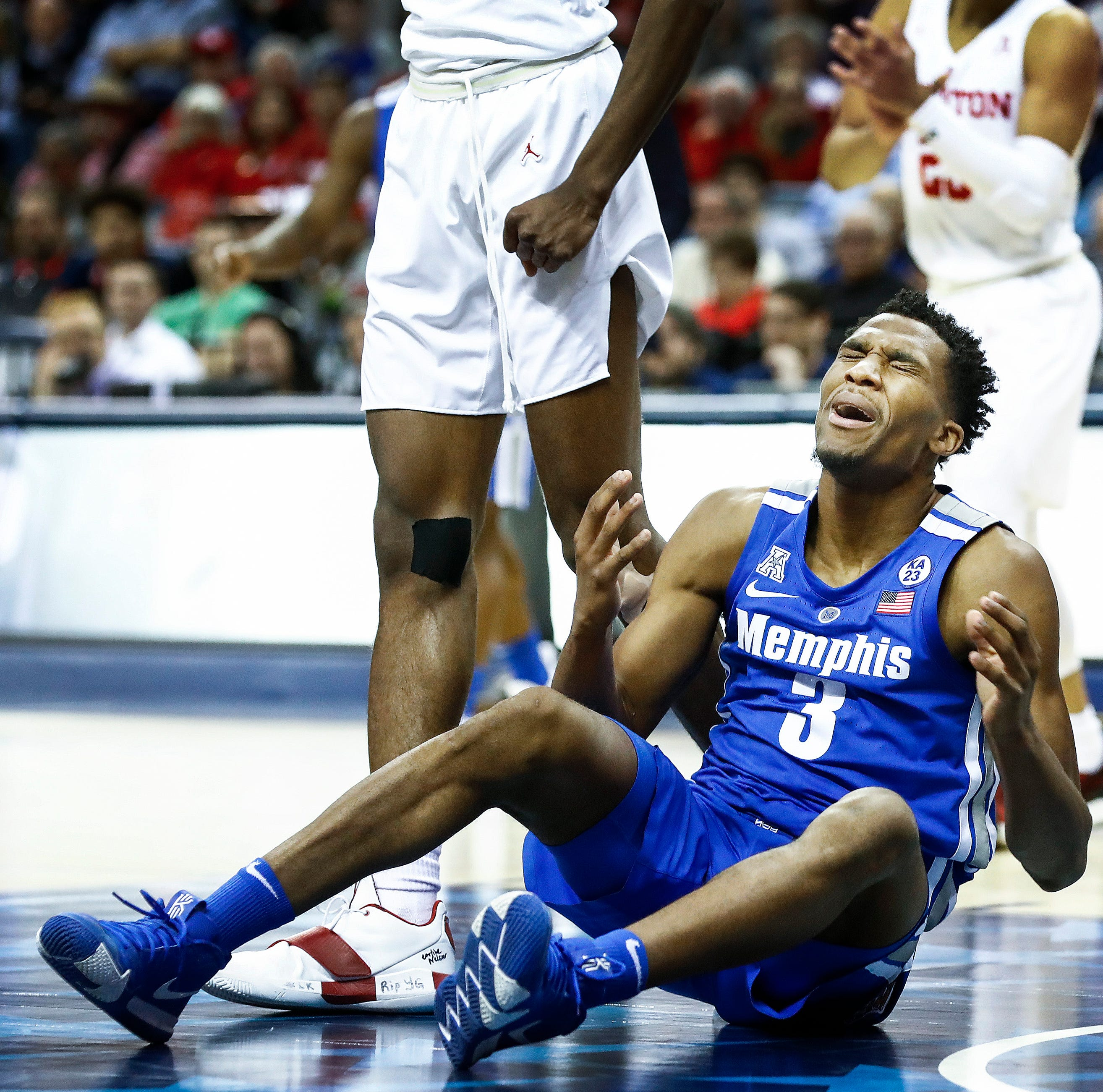 Houston beats Memphis to quash Tigers' NCAA Tournament dreams. There's no shame in that.