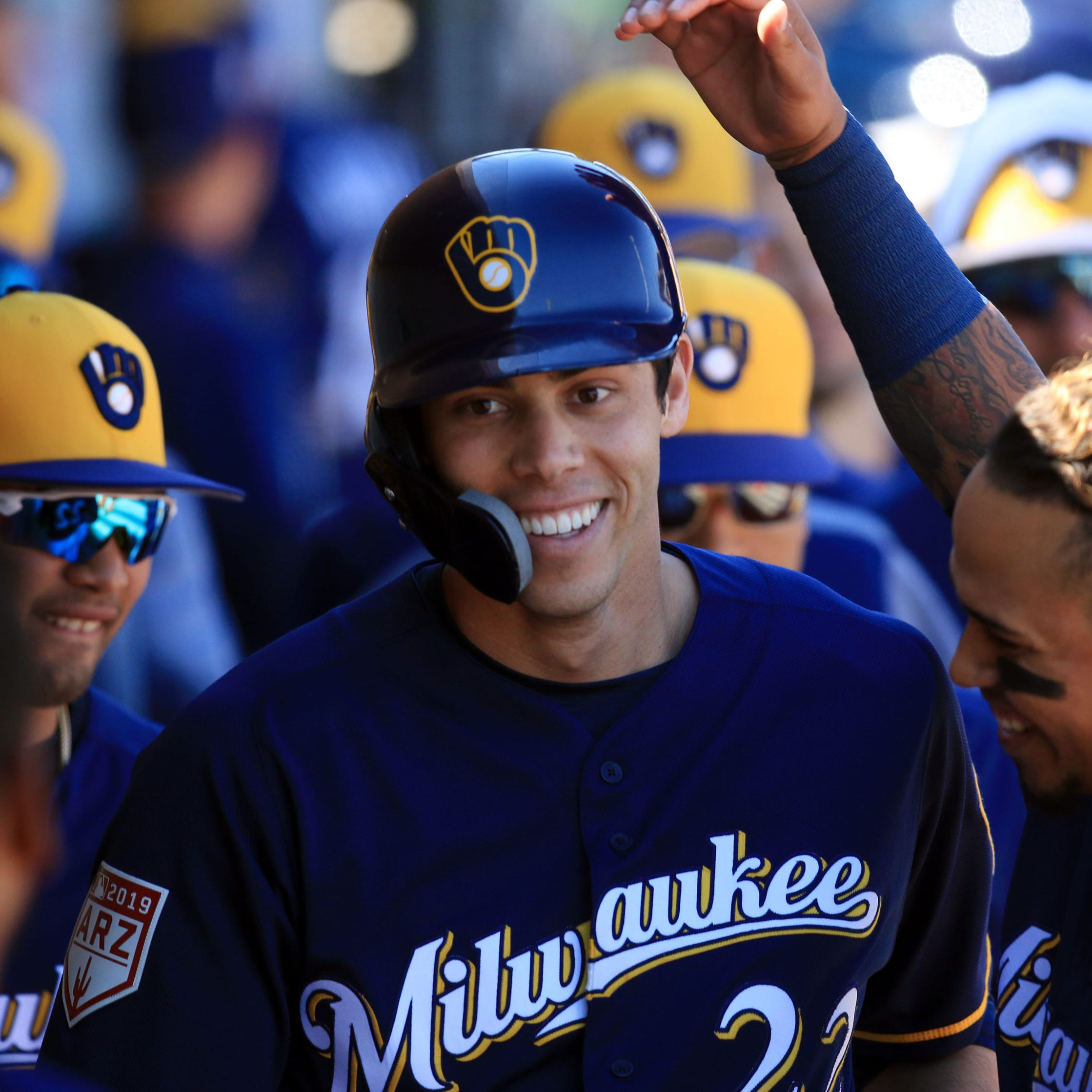 Our 1-25 ranking of the 2019 Milwaukee Brewers roster