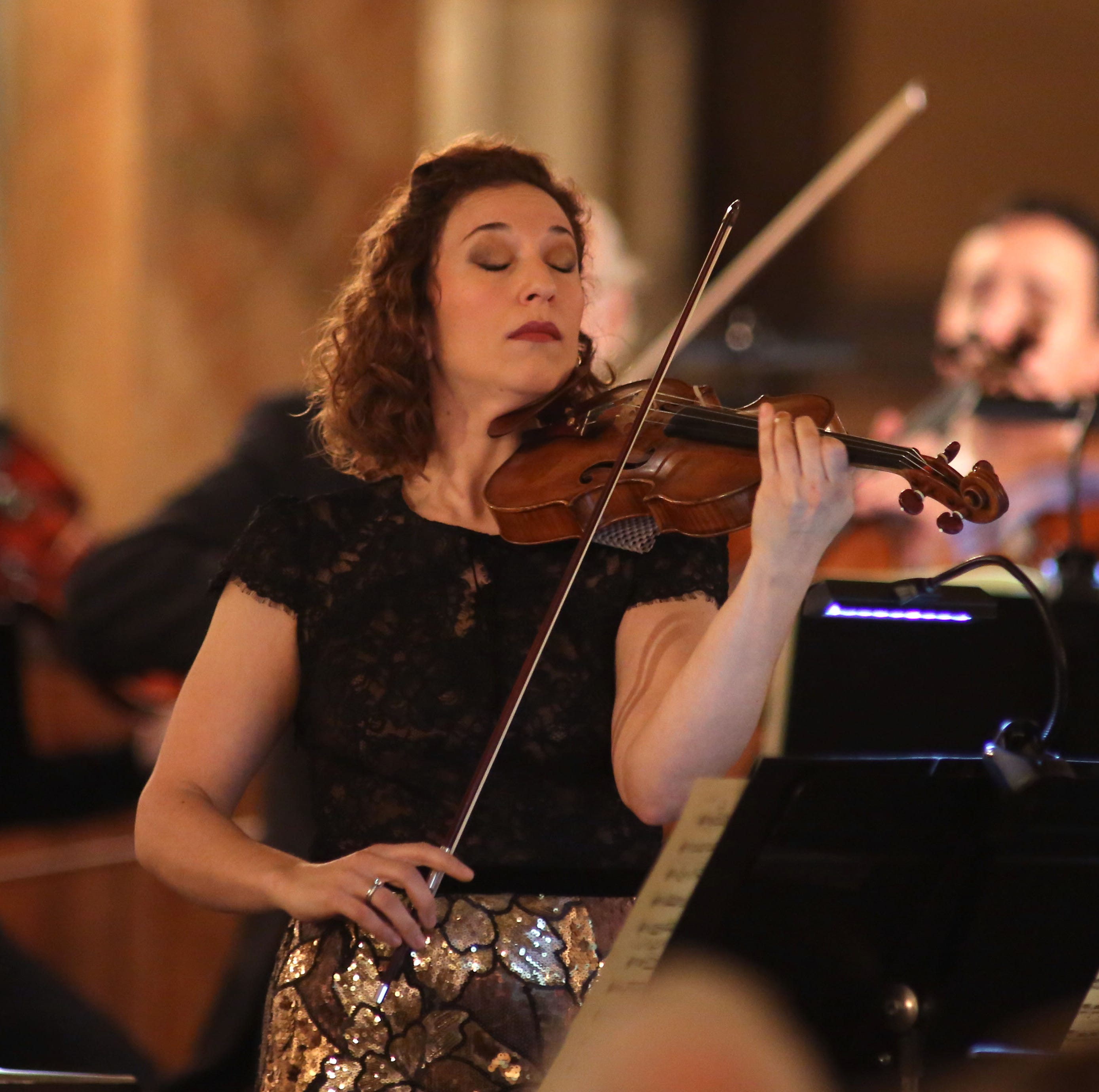 Milwaukee Symphony fills the Basilica of St. Josaphat with sounds of Vivaldi's 'Four Seasons'