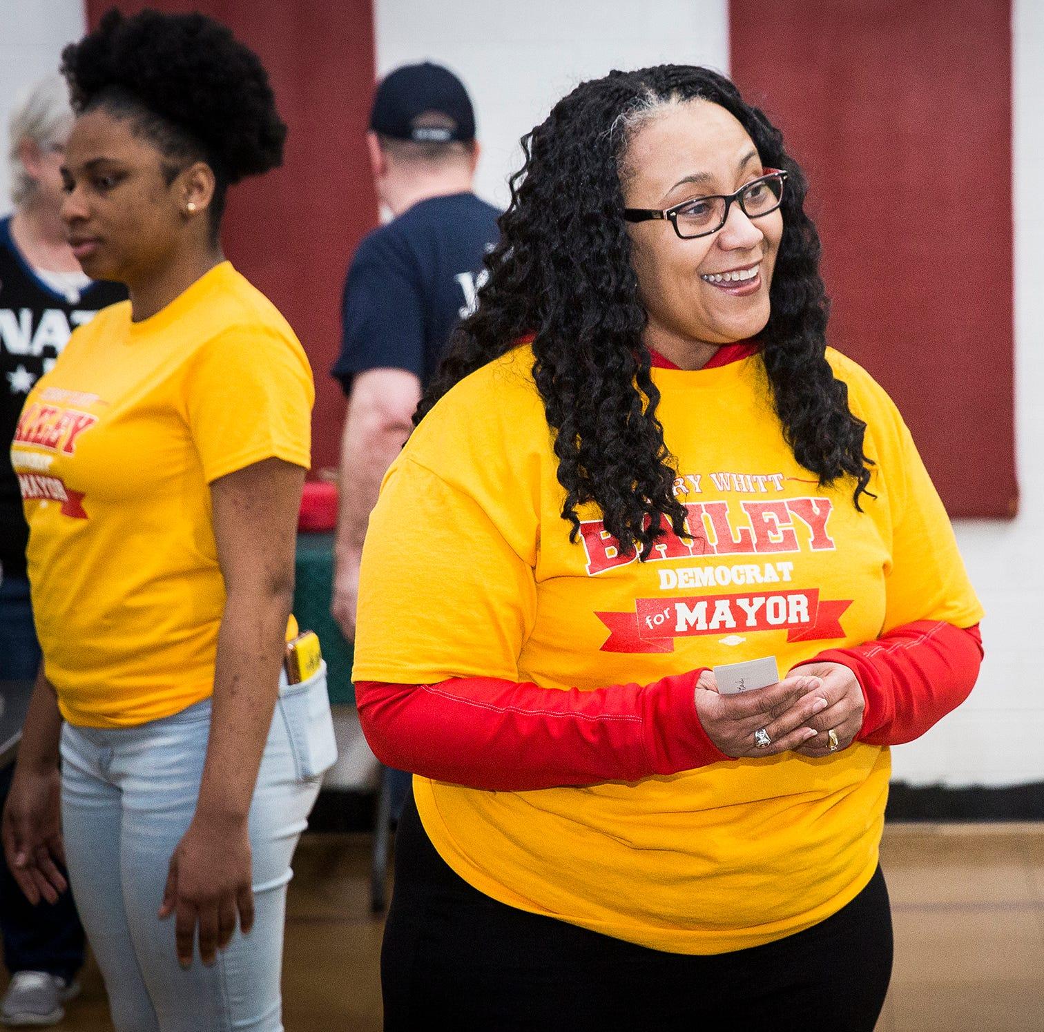 Muncie Democratic mayoral race: Bailey wins