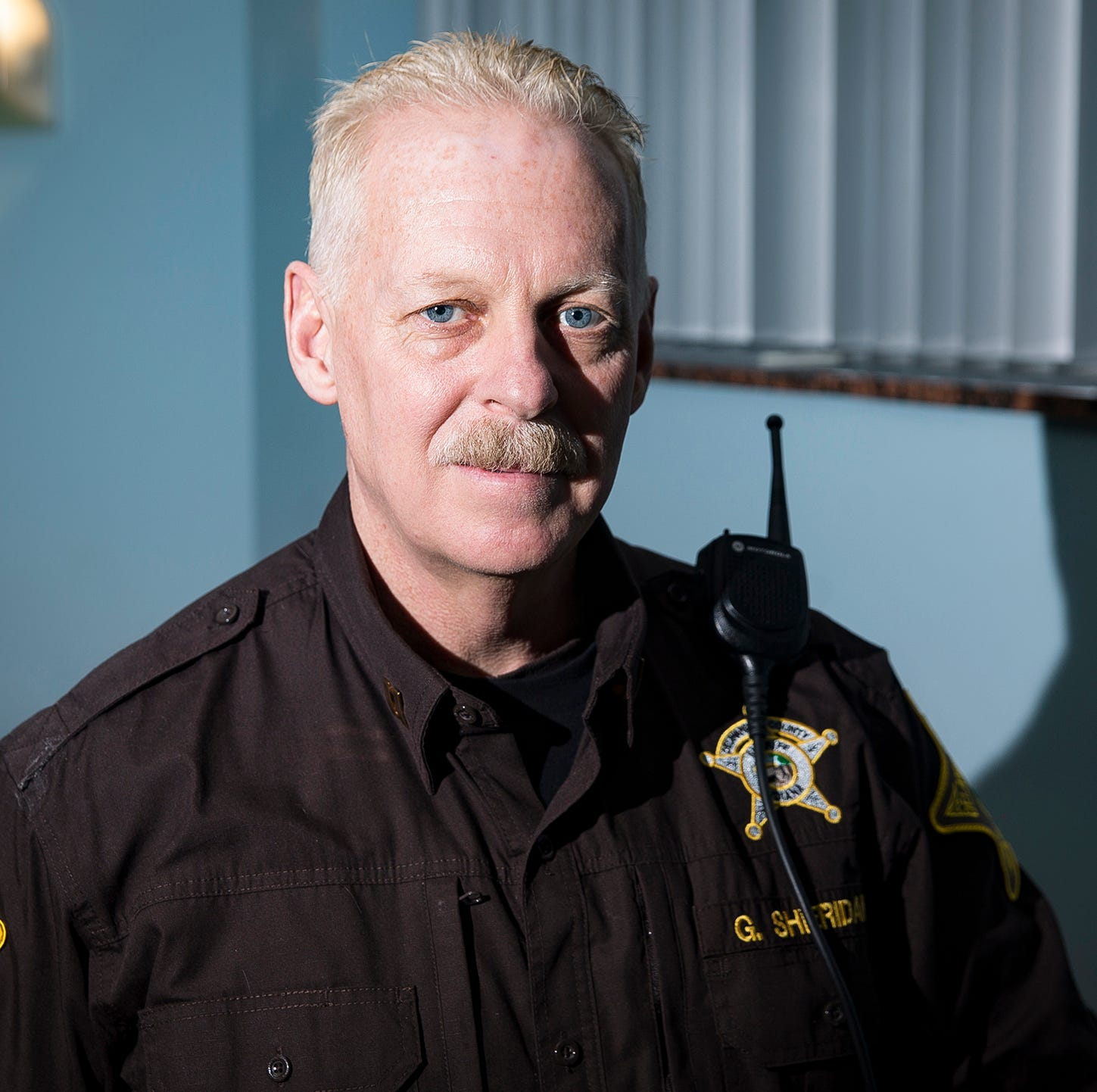 Sheridan retires from sheriff's department, but manhunts to continue