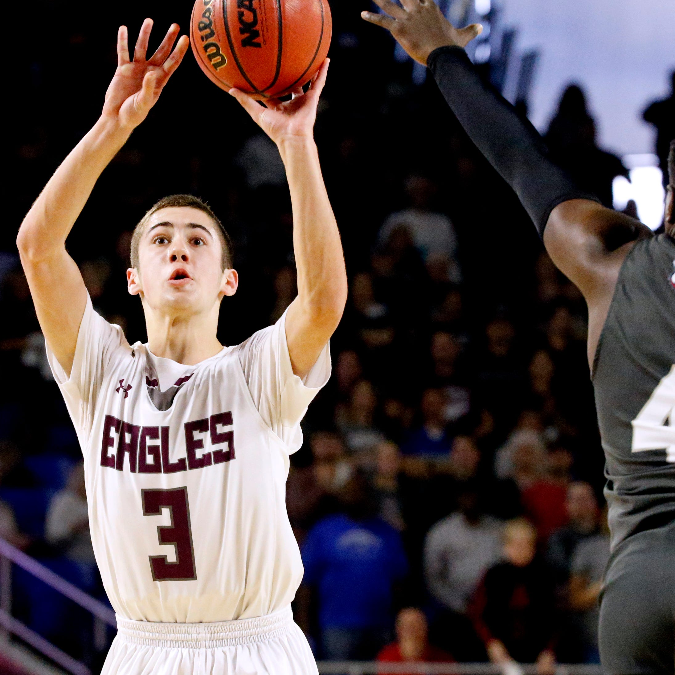 Eagleville's Ryley McClaran tops DNJ's 2018-19 all-area boys basketball team