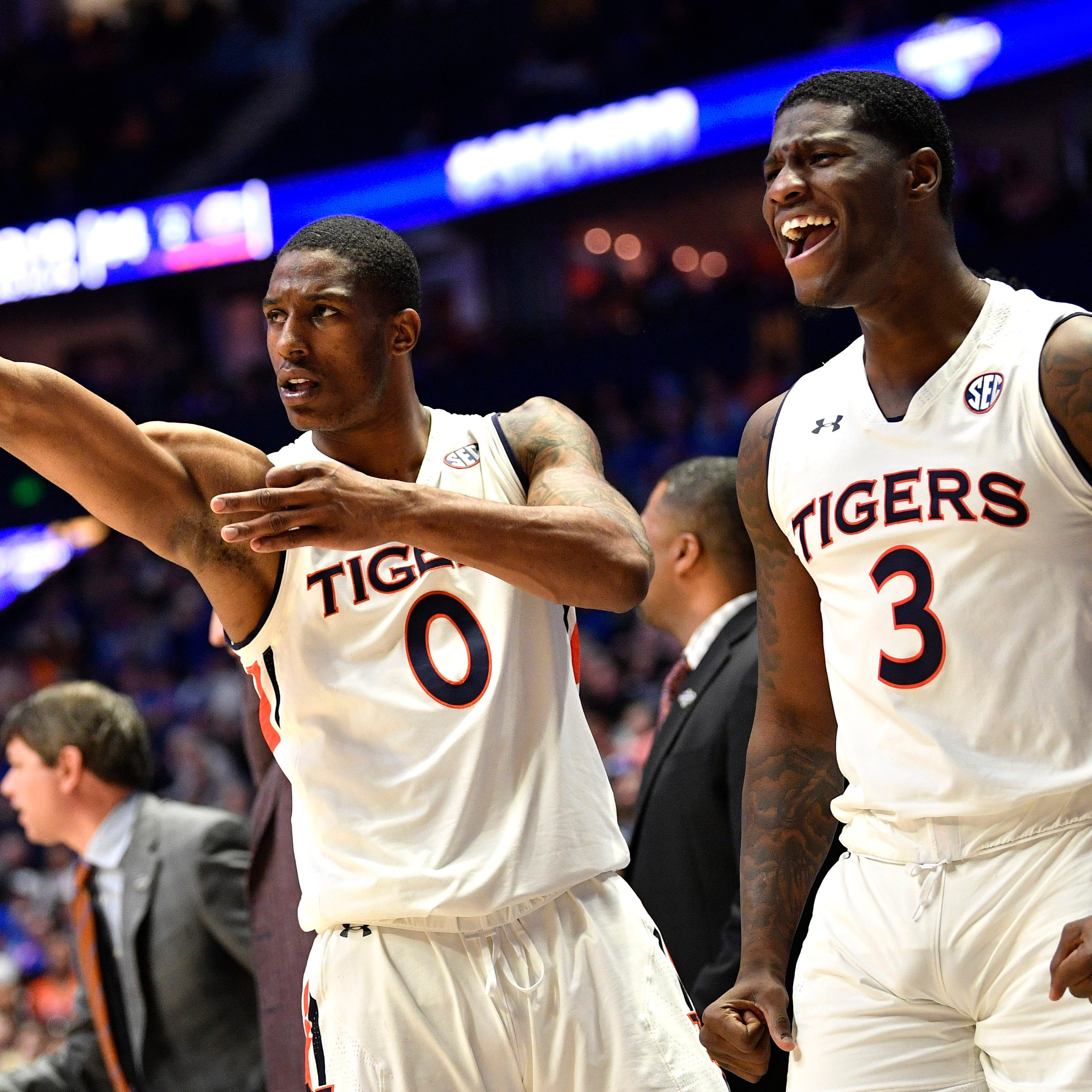 Tennessee is all that stands between Auburn, end of long SEC Tournament title drought