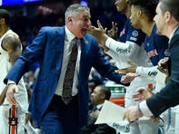 Bruce Pearl must beat Tennessee for Auburn's first SEC Tournament title since 1985