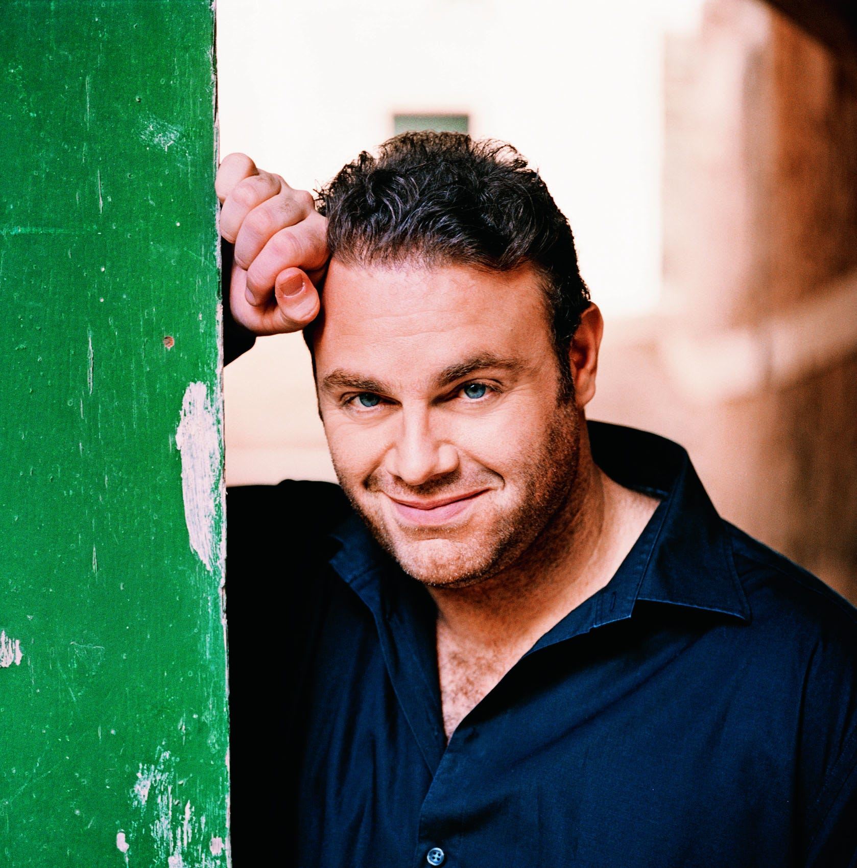 From firing squad to sunny Naples, Joseph Calleja brings his star-power tenor voice