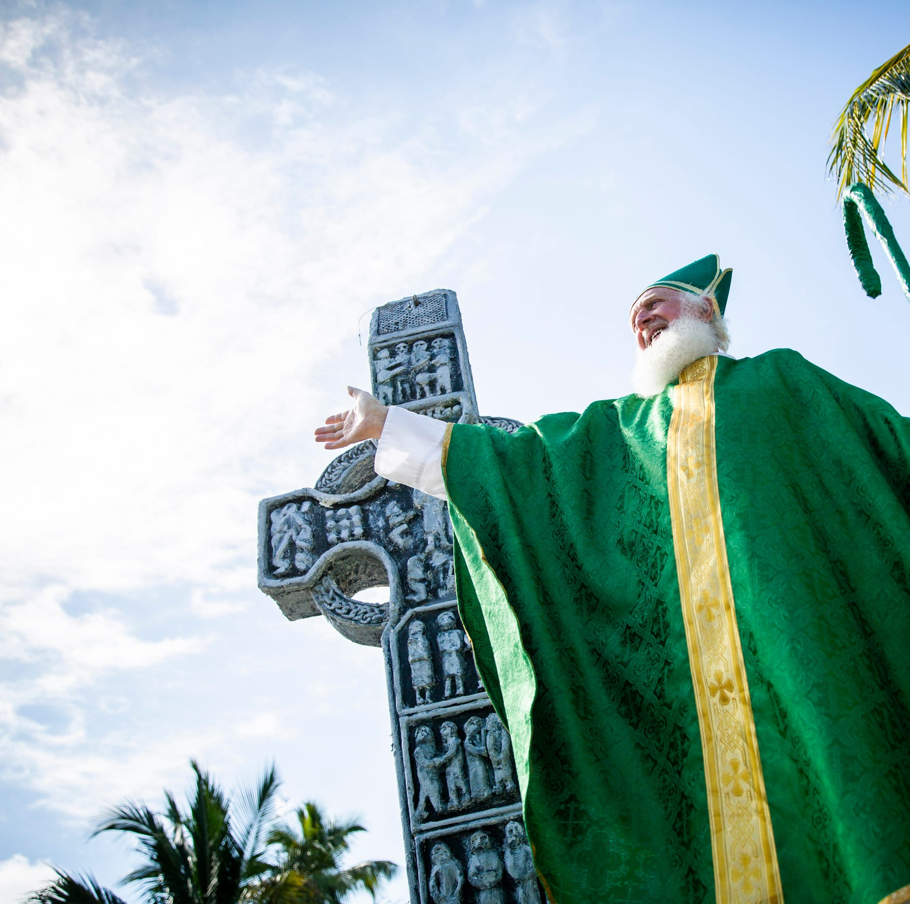 Naples St. Patrick's Day Parade draws crowd estimated at 40,000