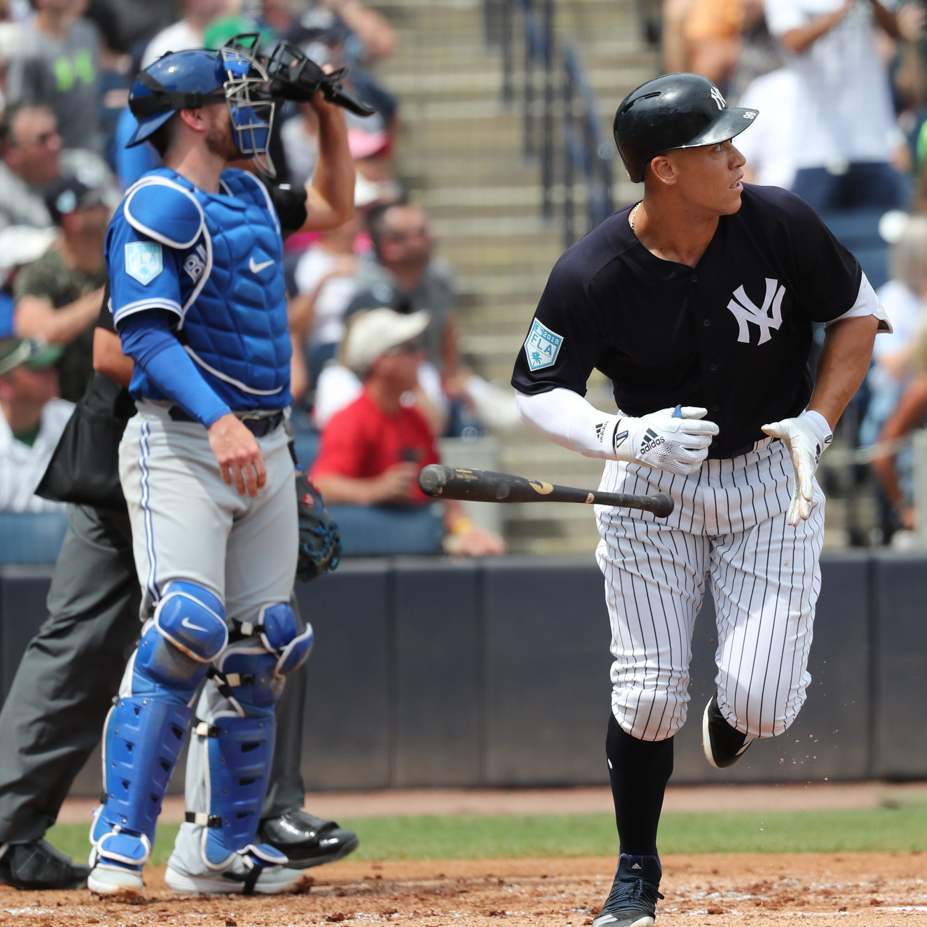 A look at New York Yankees' week ahead as Florida spring training winds down