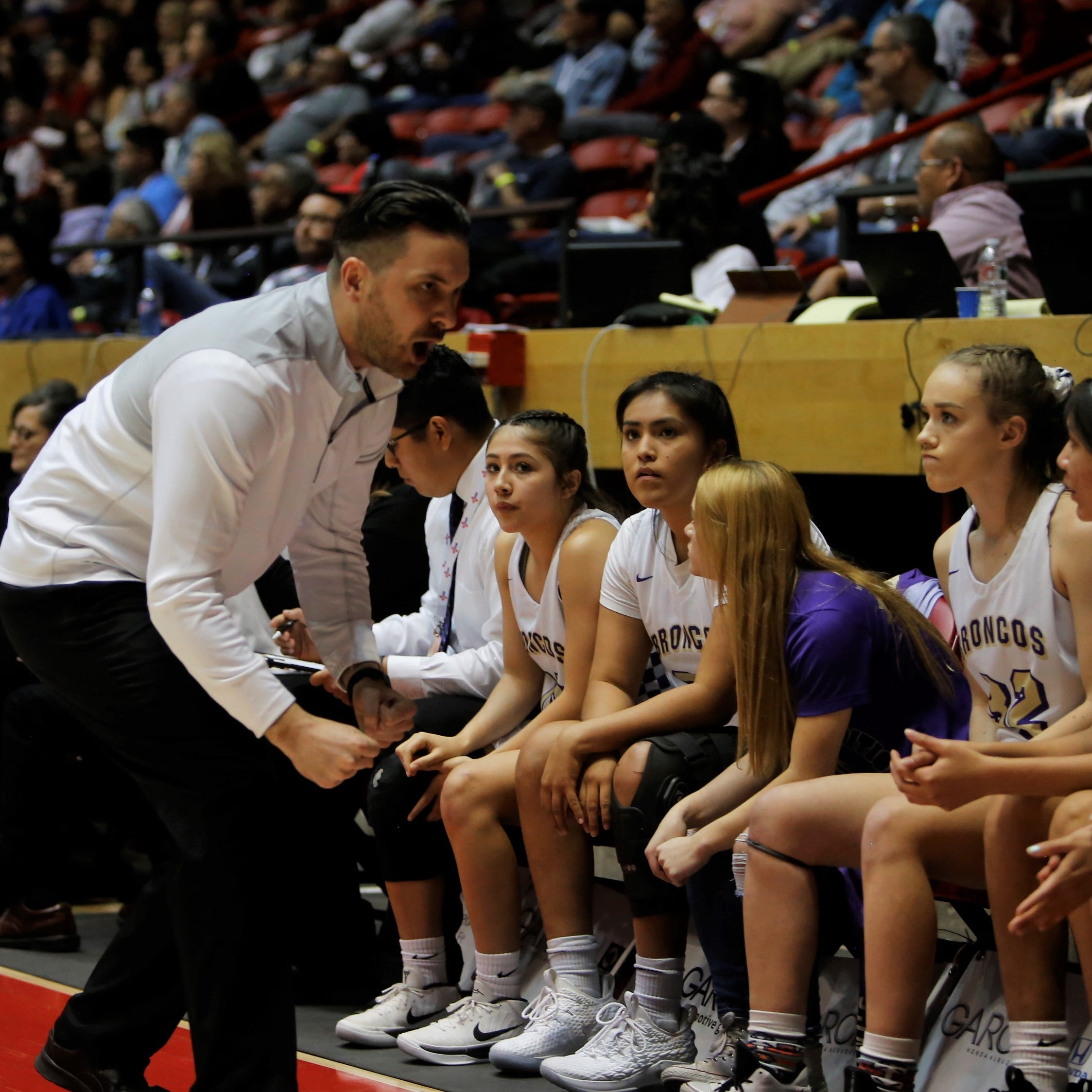 Manning embraces return to state finals