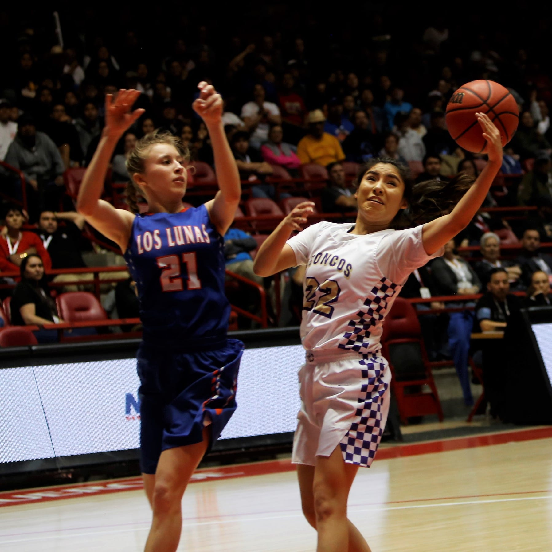 Kirtland falls in title game to Los Lunas