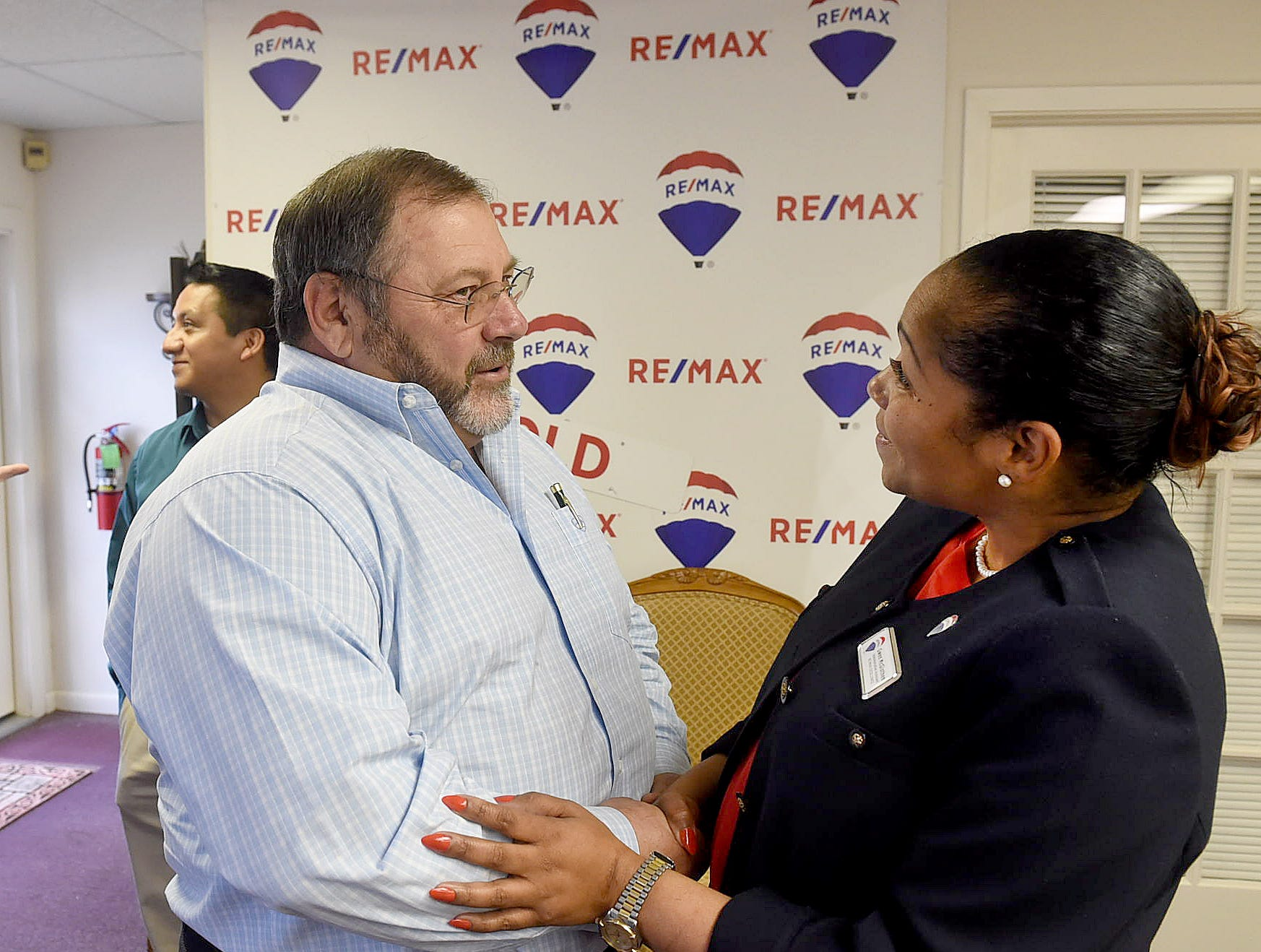 Re/Max Excellence celebrates move to new location Thursday with a ribbon cutting hosted by the St. Landry Chamber of Commerce. Re/Max Excellence is veteran owned and operated and is the first Re/Max franchise in Opelousas. The new location is at I-49 Service Road and Diesi Street in the Park Vista Subdivision area.