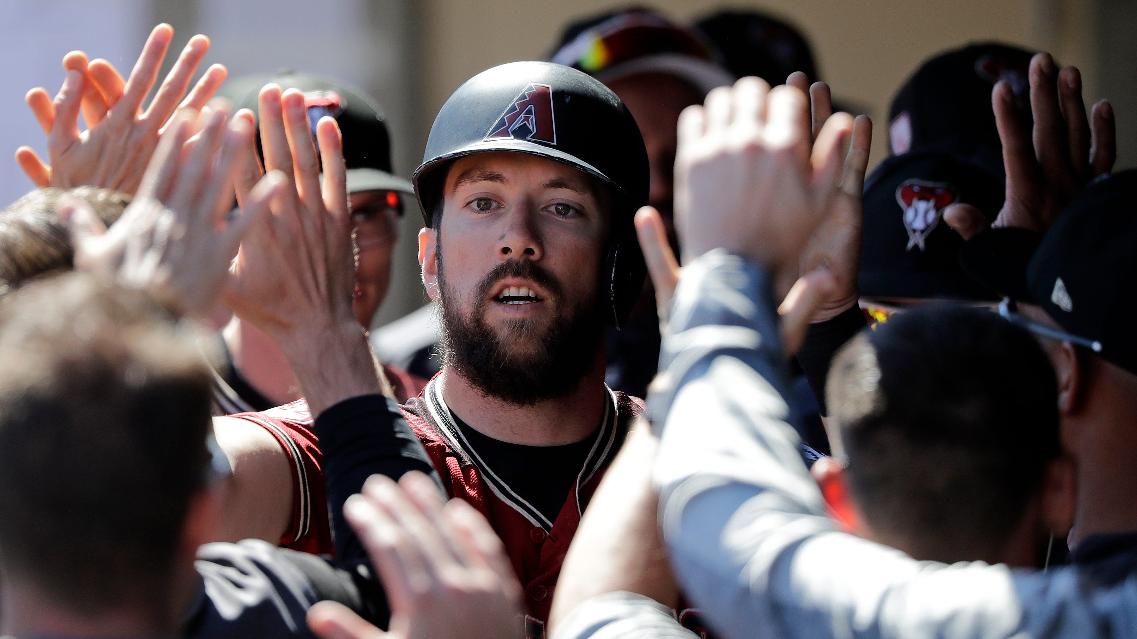 We should be thinking about Steven Souza Jr., not his replacement in the Diamondbacks' outfield