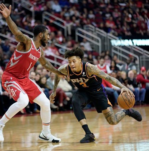 Houston Rockets Iman Shumpert: Phoenix Suns RFA Kelly Oubre Jr. Tweets, Deletes About
