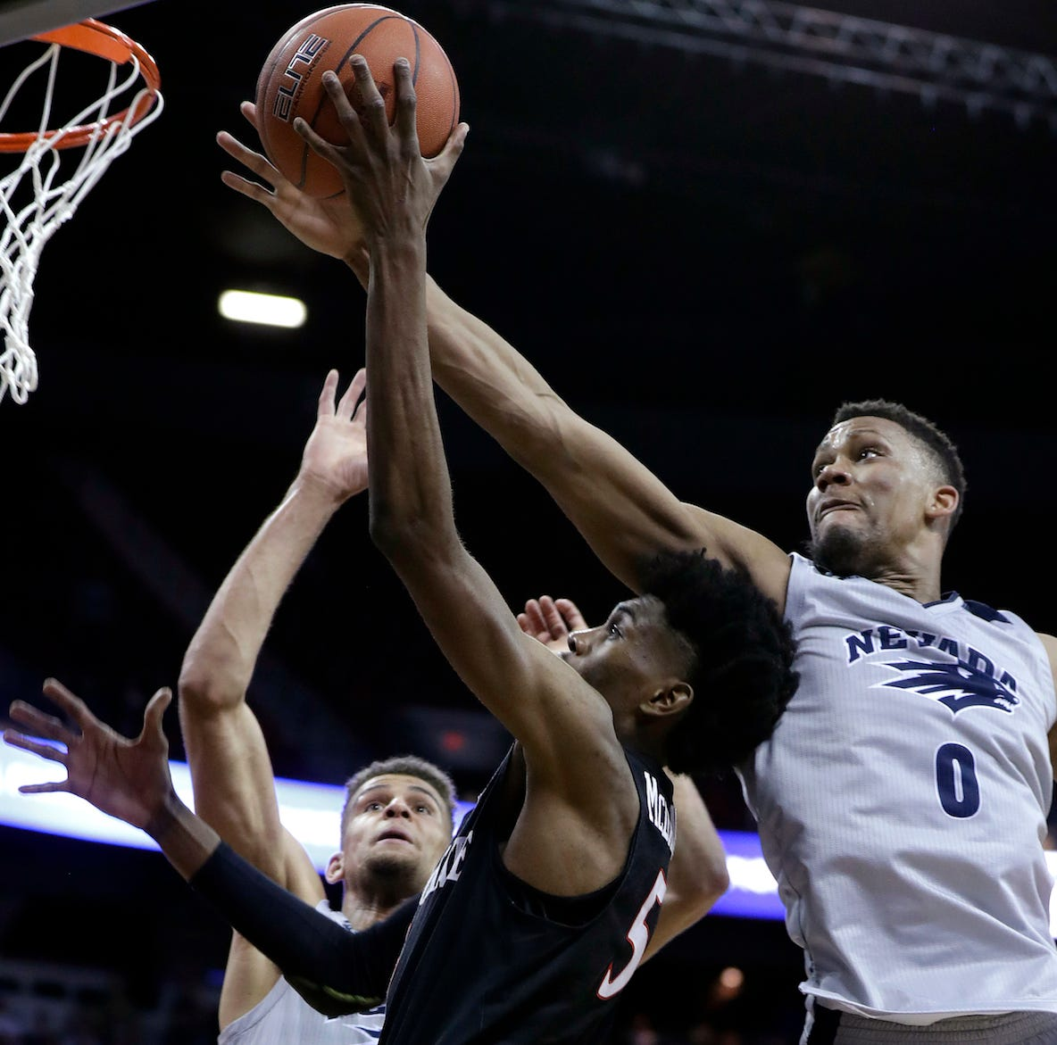 San Diego State ousts short-handed Wolf Pack from Mountain West Tournament