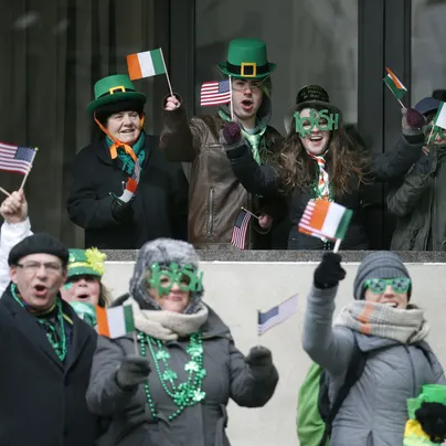 Andreatta: Don't even think about snagging this spot to watch the St. Patrick's Day Parade