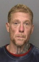 John Ryan Franklin Date of birth: Nov. 16, 1982 Vitals: 6 feet; 162 lbs.; red hair/brown eyes Charge: Violation of probation