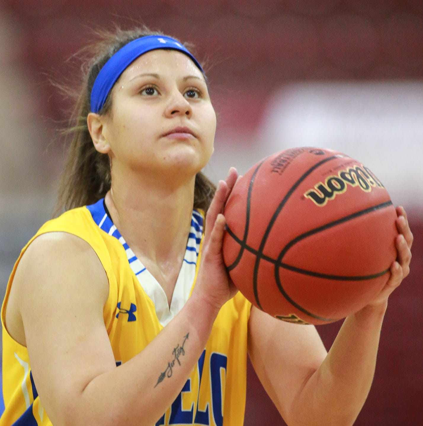 SOUTH CENTRAL REGIONAL: Angelo State women make Sweet 16 at Lady Buffs' expense