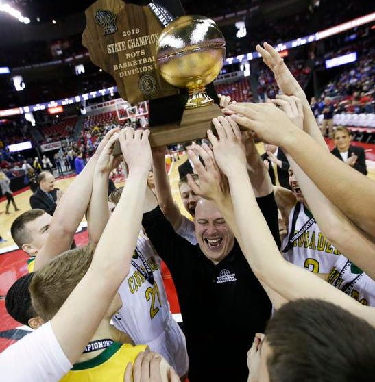 Dombeck: Sheboygan Lutheran likely to repeat as state champs next season