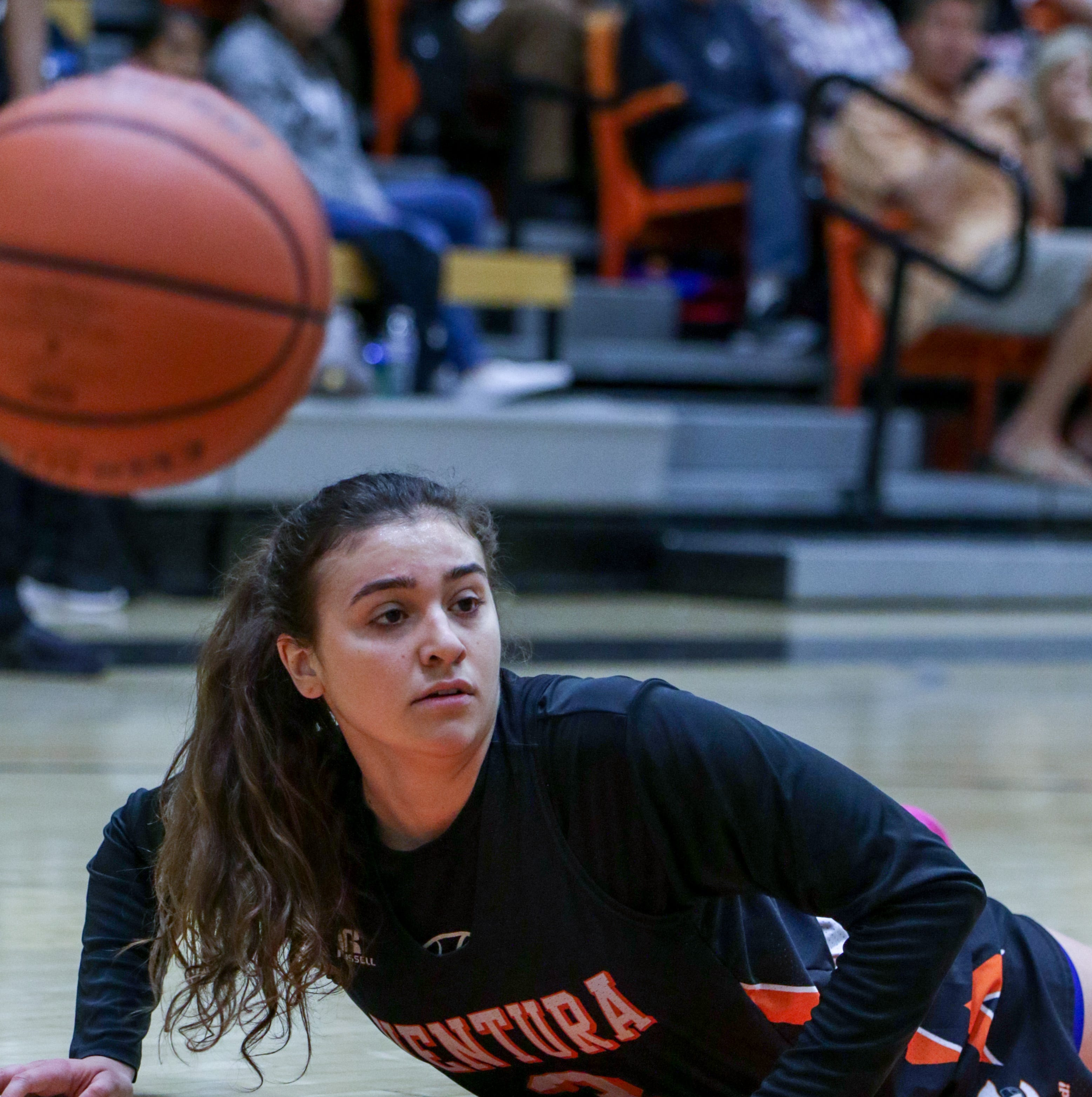 Without head coach Mircetic, VC women push Diablo Valley to final second in state quarters