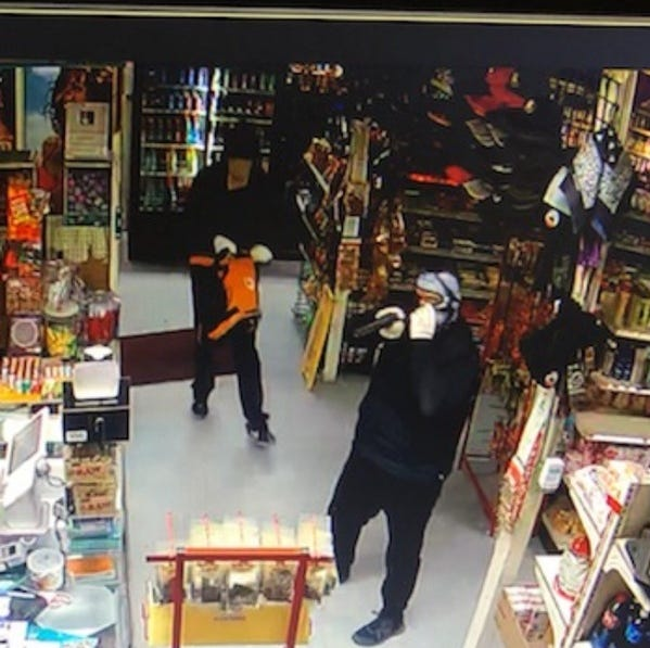 Tulare County 'Family Market robbery crew' included two men and teenage boy