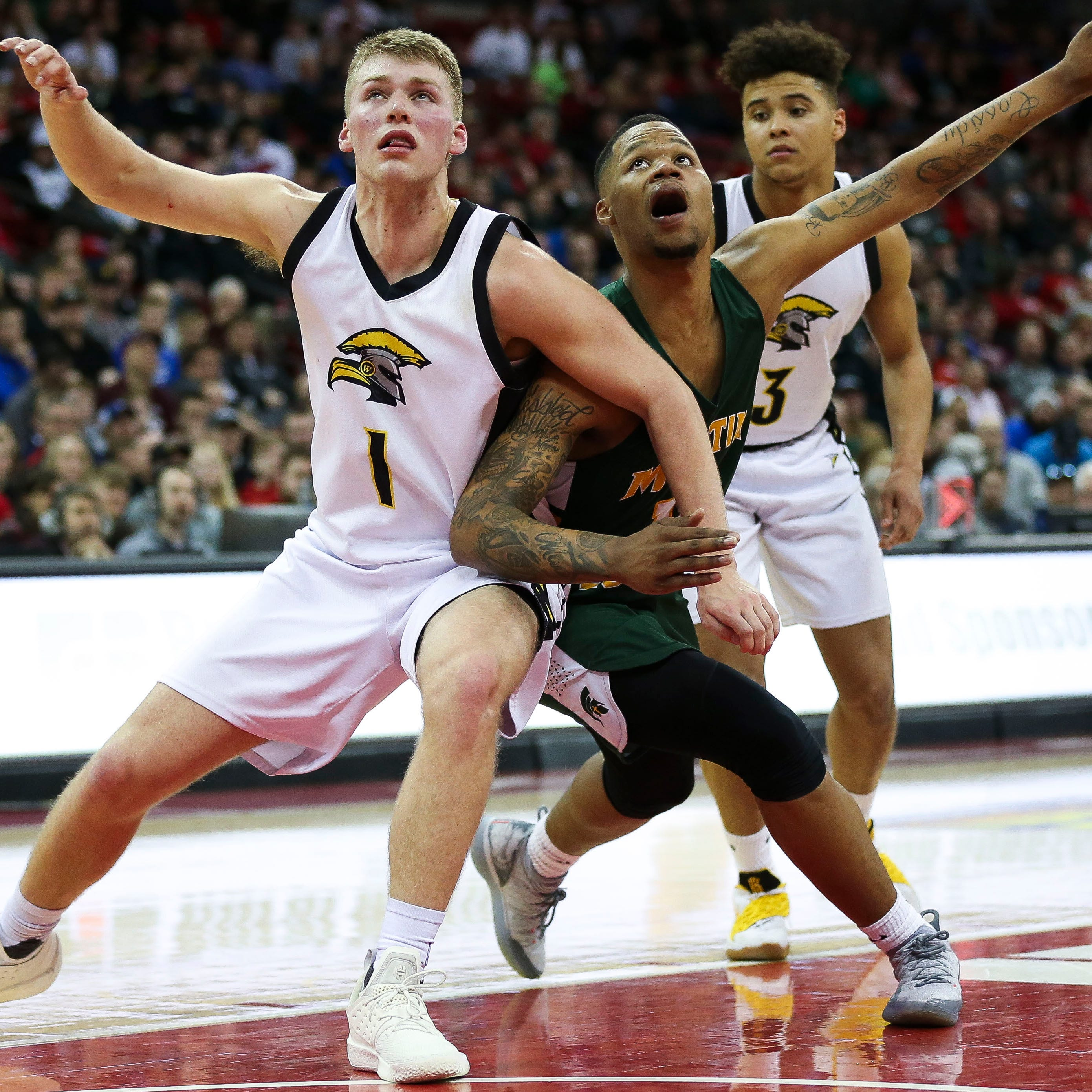 WIAA state basketball notes: Warriors unable to overcome early deficit