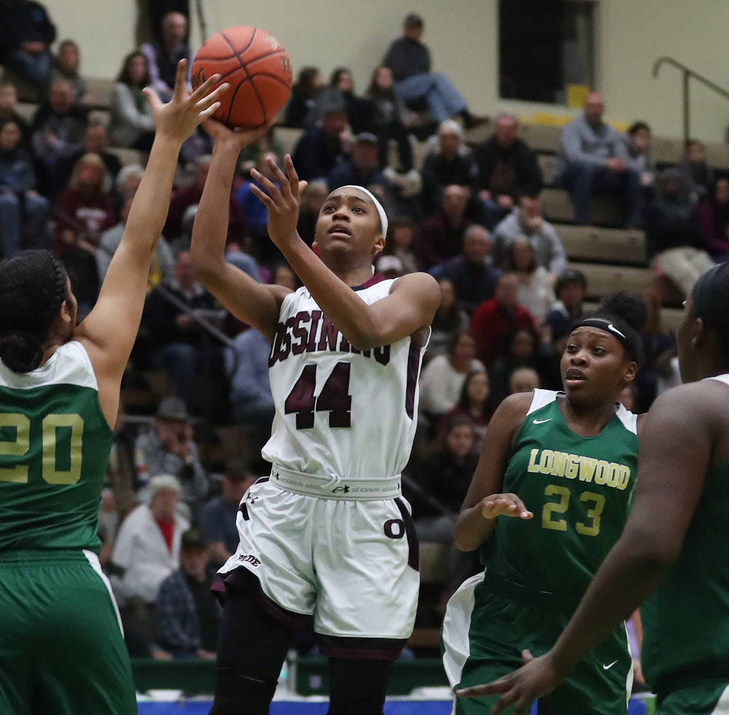 Girls basketball: Aubrey Griffin leads Ossining past Longwood, into 'AA' state final