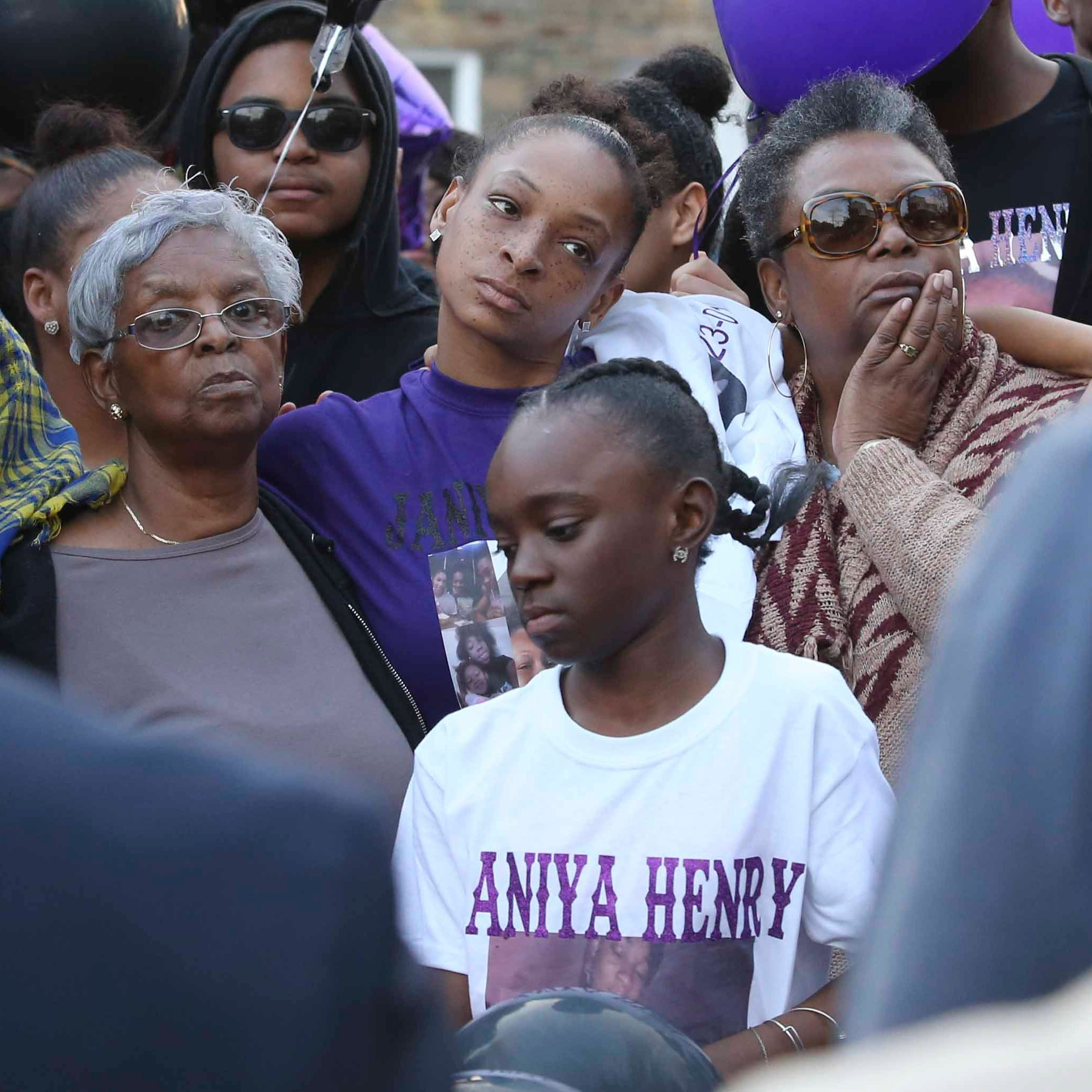 Slain Wilmington teen mom Janiya Henry remembered