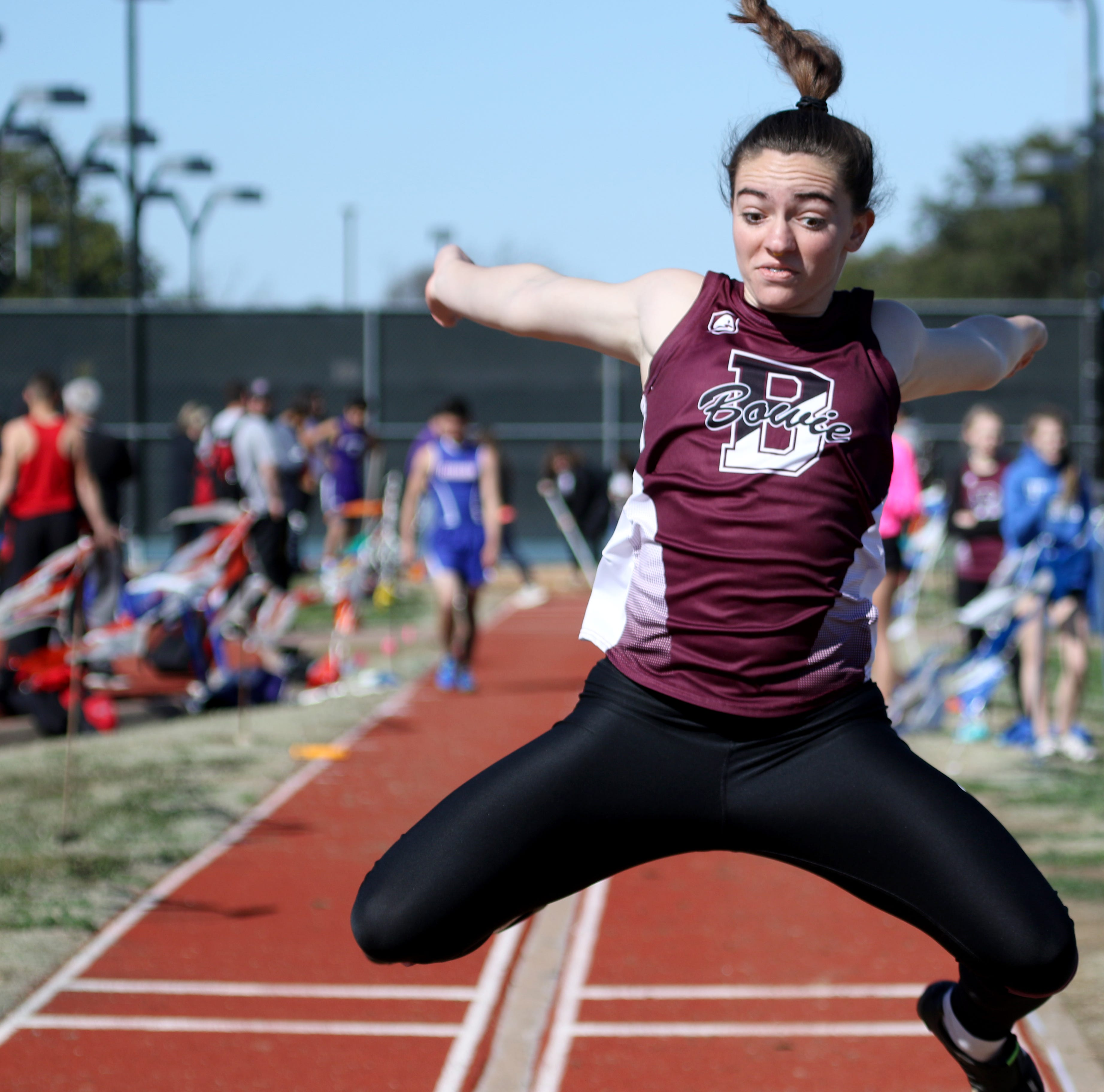 Wichita Falls area track honor roll (March 19)