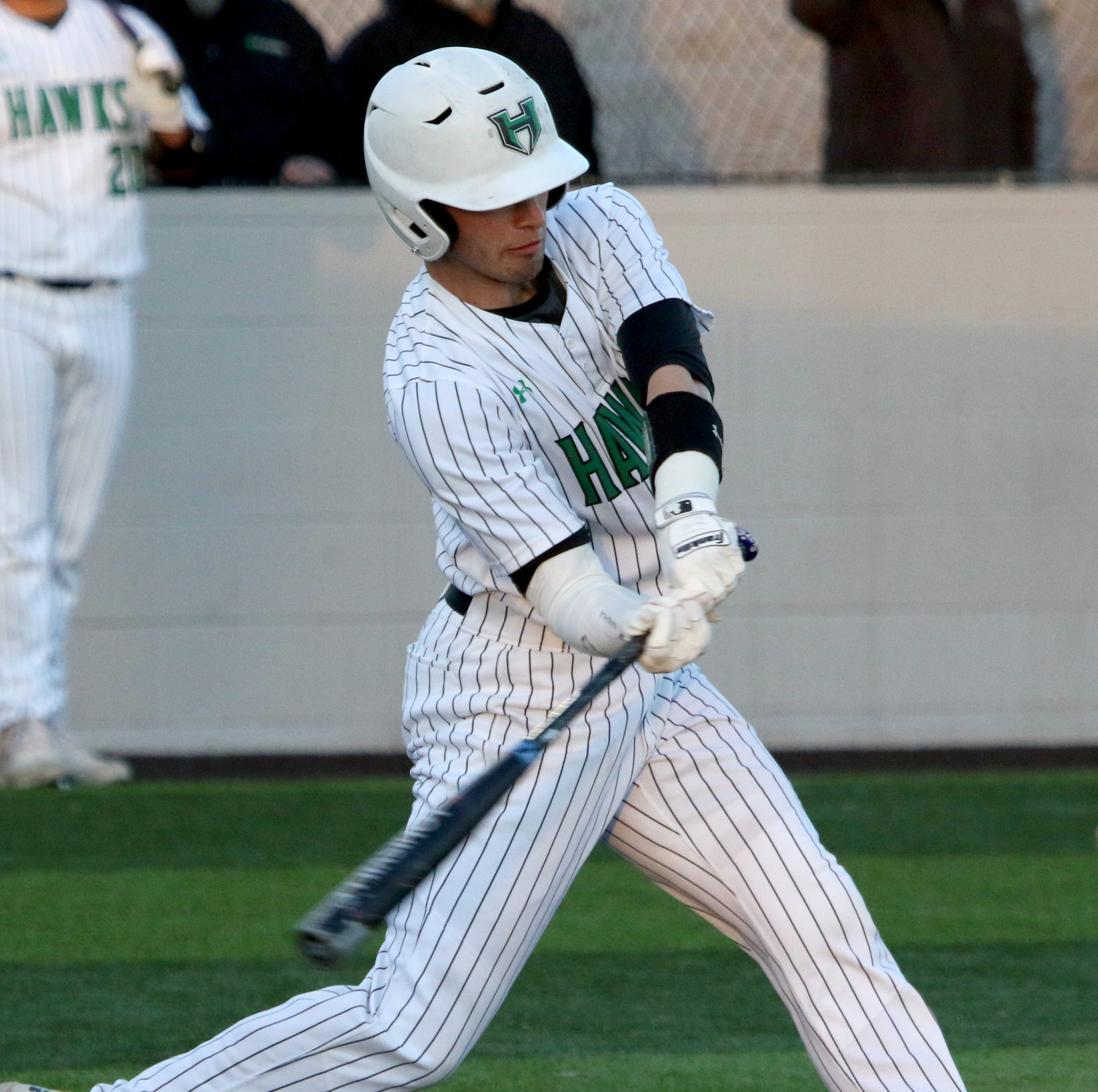 High school baseball leaders (through April 2)