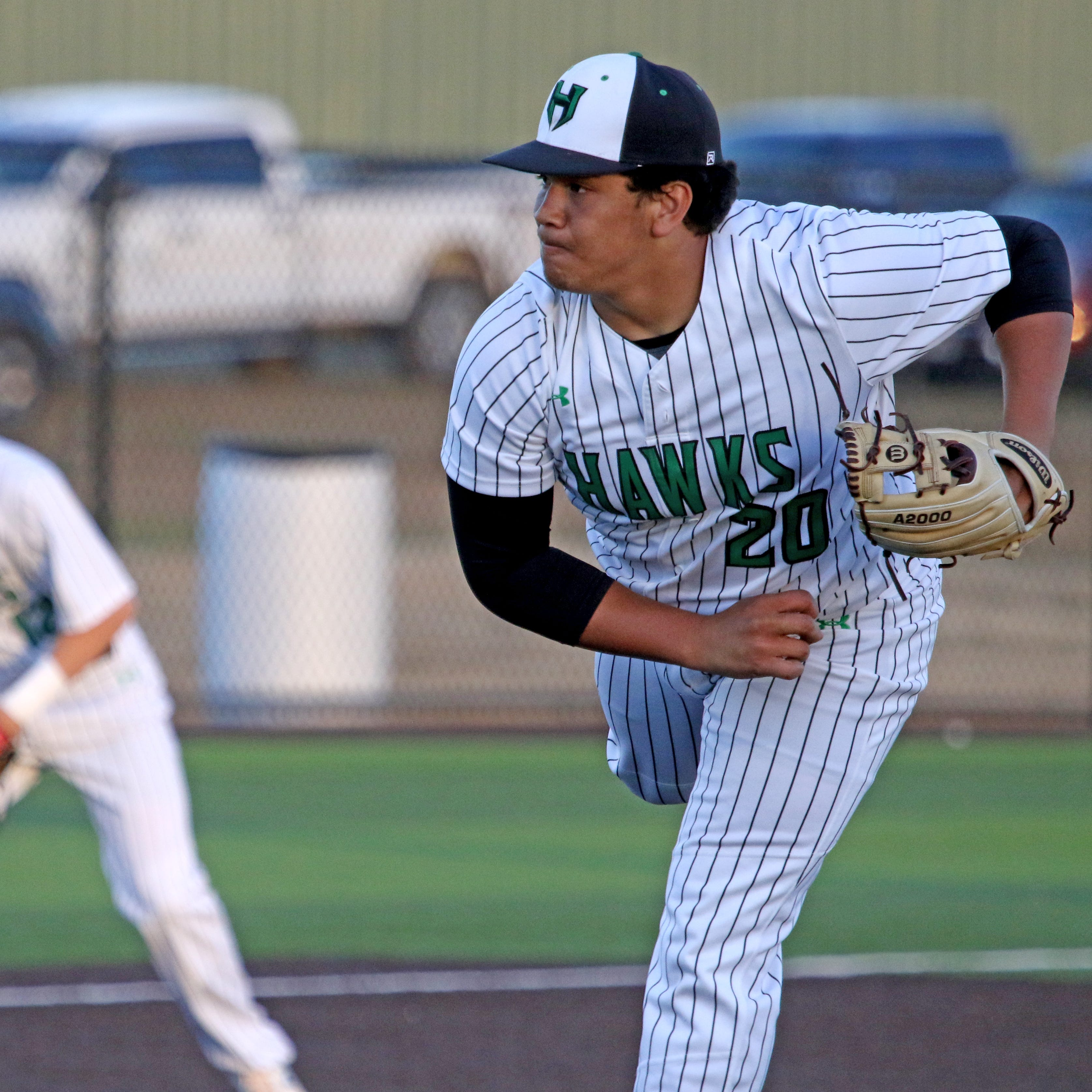 High school baseball leaders (through March 26)