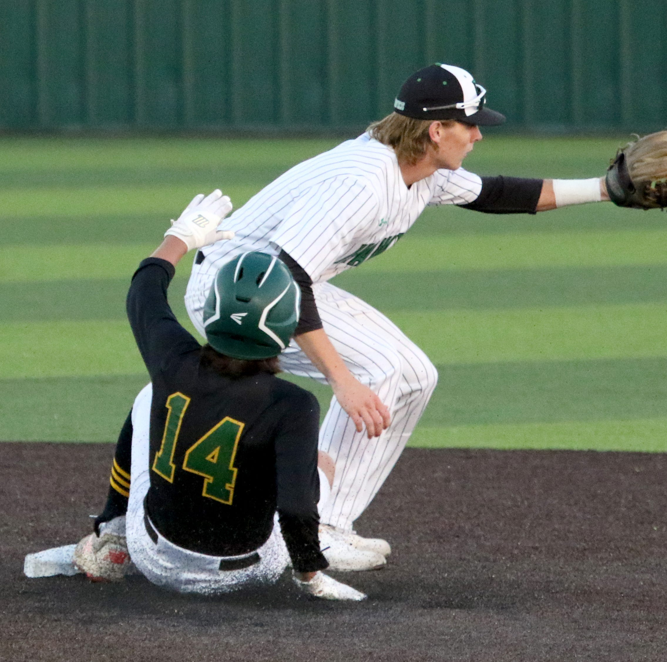 Wichita Falls area high school baseball playoff pairings
