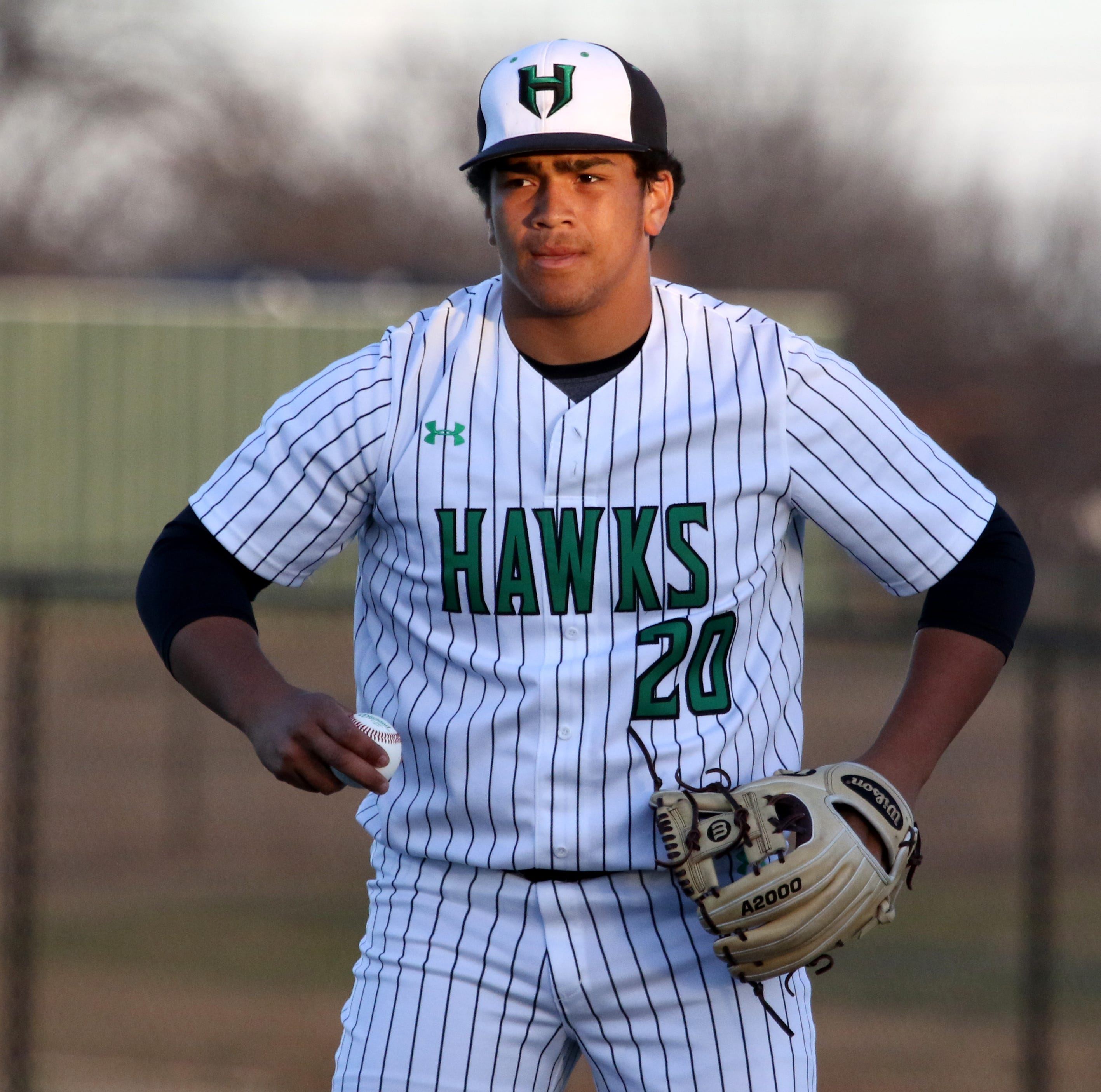 Baseball/softball: IP's Dickens pitches shutout; Vernon's Williams outduels Burk's Bright