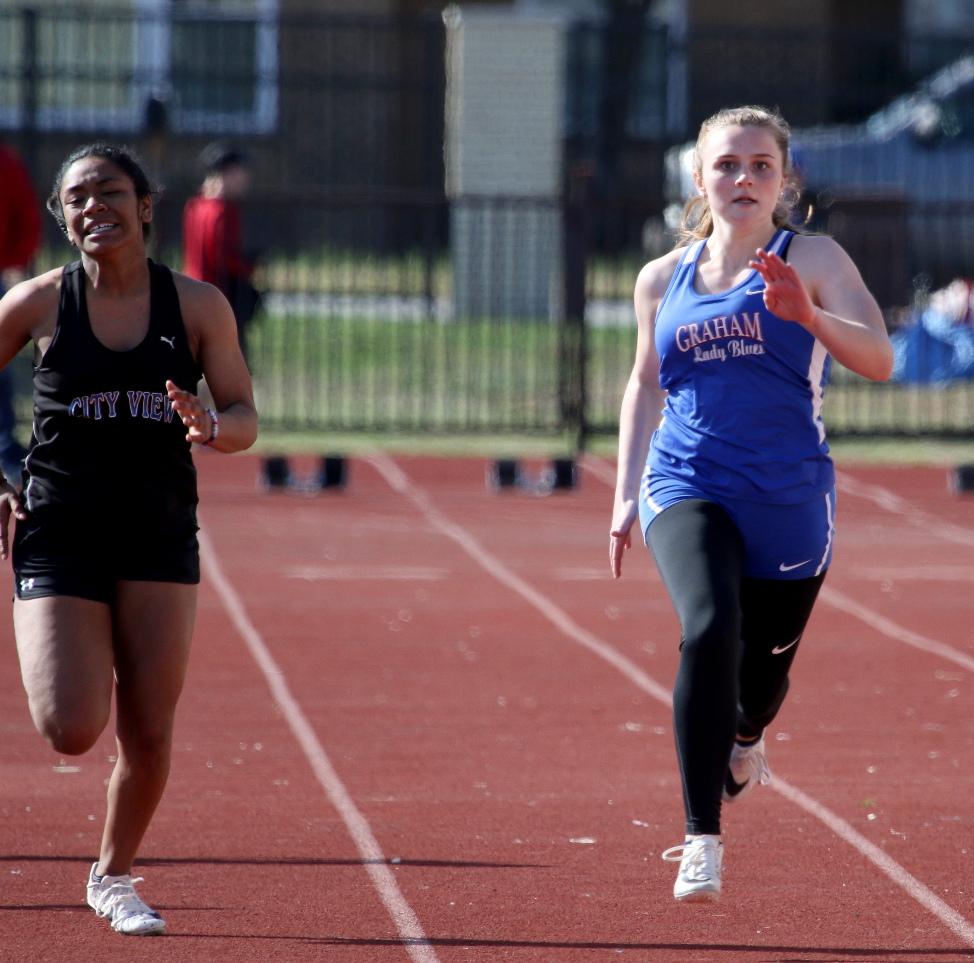 Possum Kingdom Relays track results
